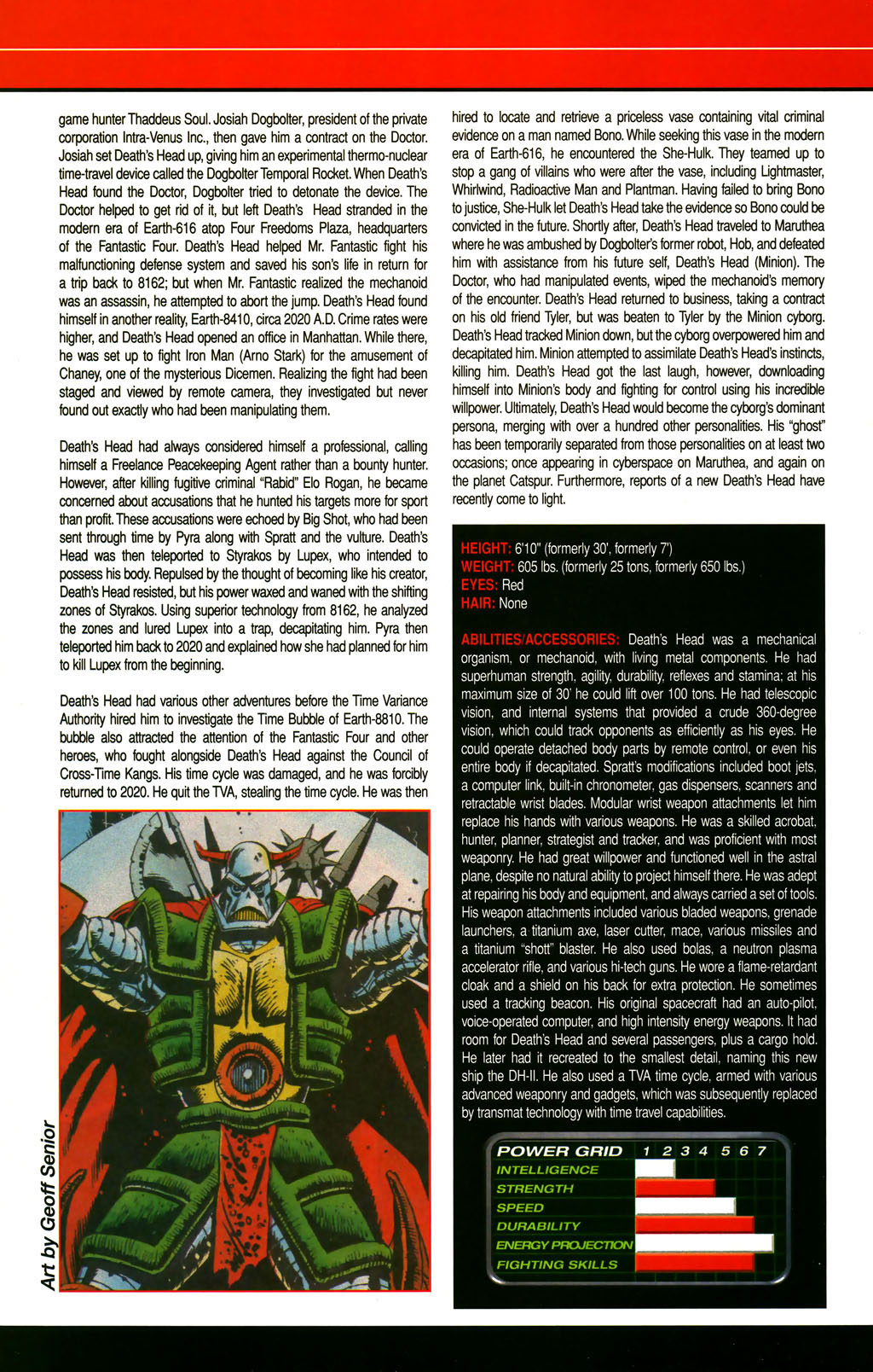 Read online All-New Official Handbook of the Marvel Universe A to Z comic -  Issue #3 - 34