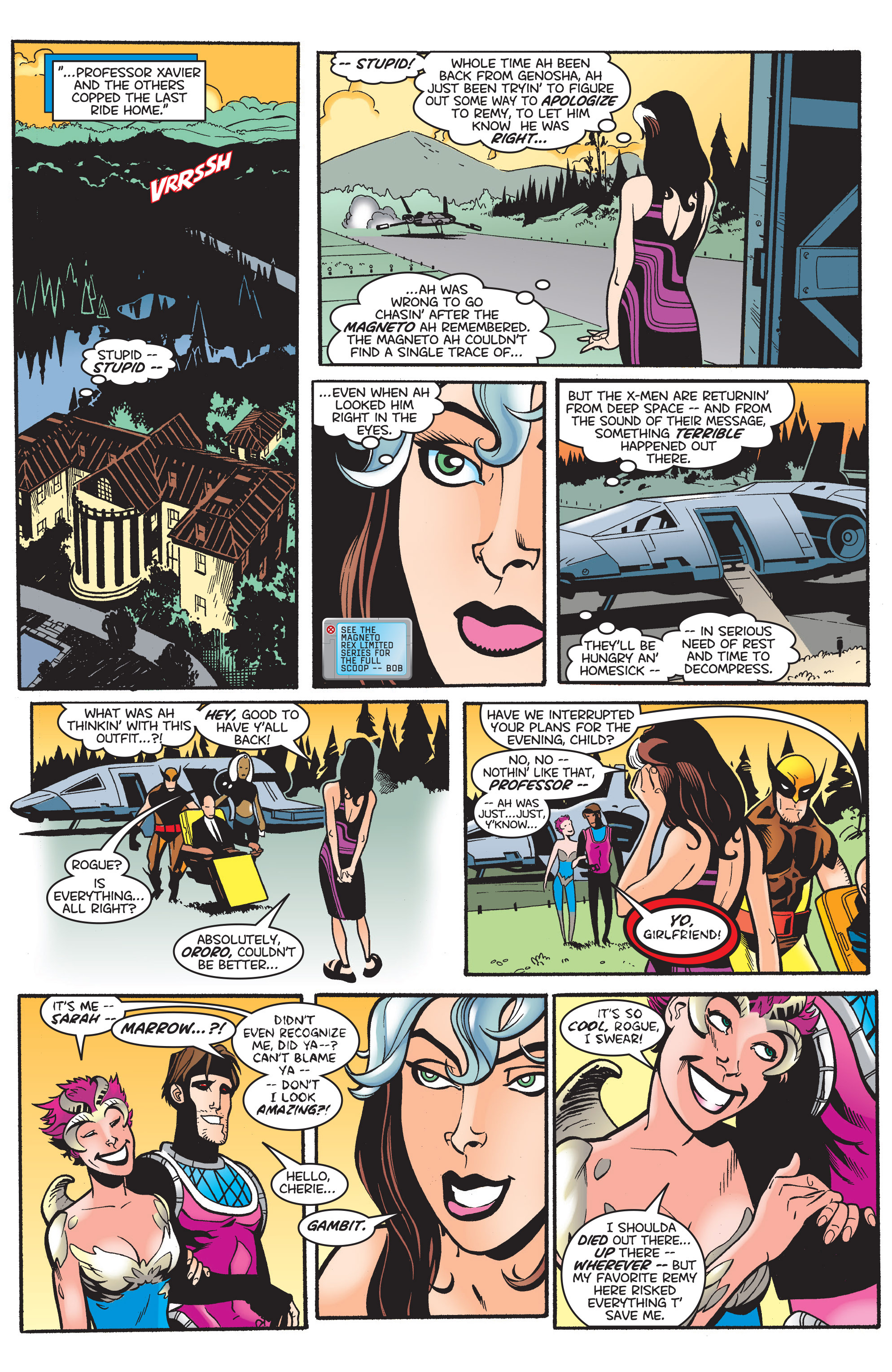 X-Men (1991) 91 Page 7