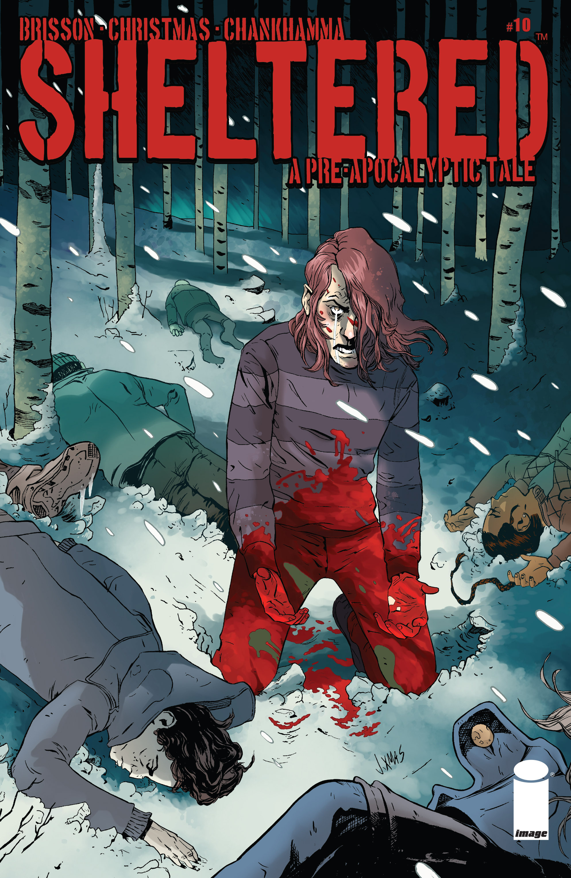 Read online Sheltered comic -  Issue #10 - 1