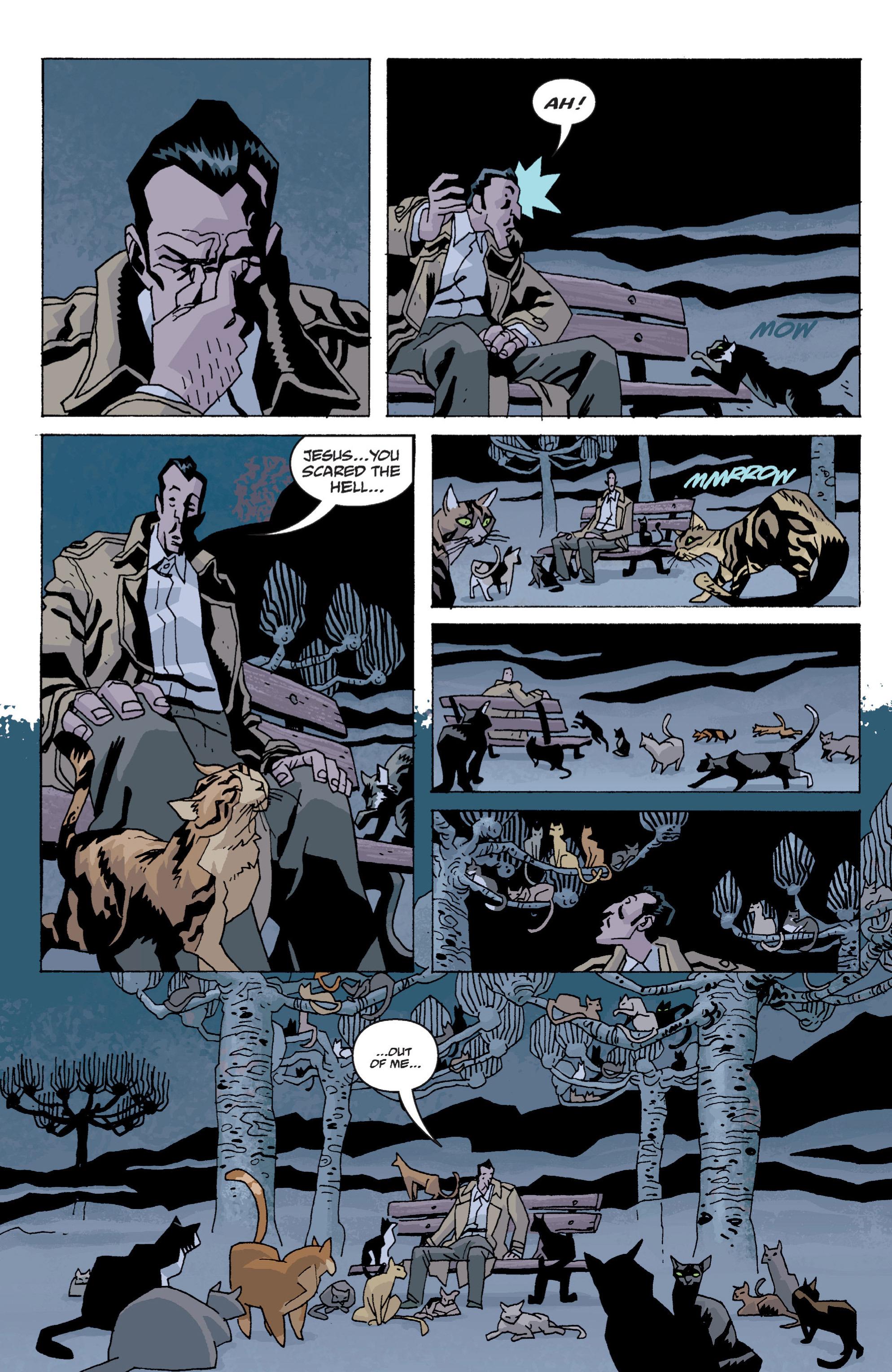 Read online B.P.R.D. (2003) comic -  Issue # TPB 13 - 90