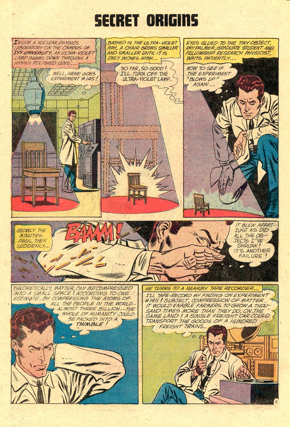 Read online Secret Origins (1973) comic -  Issue #2 - 22