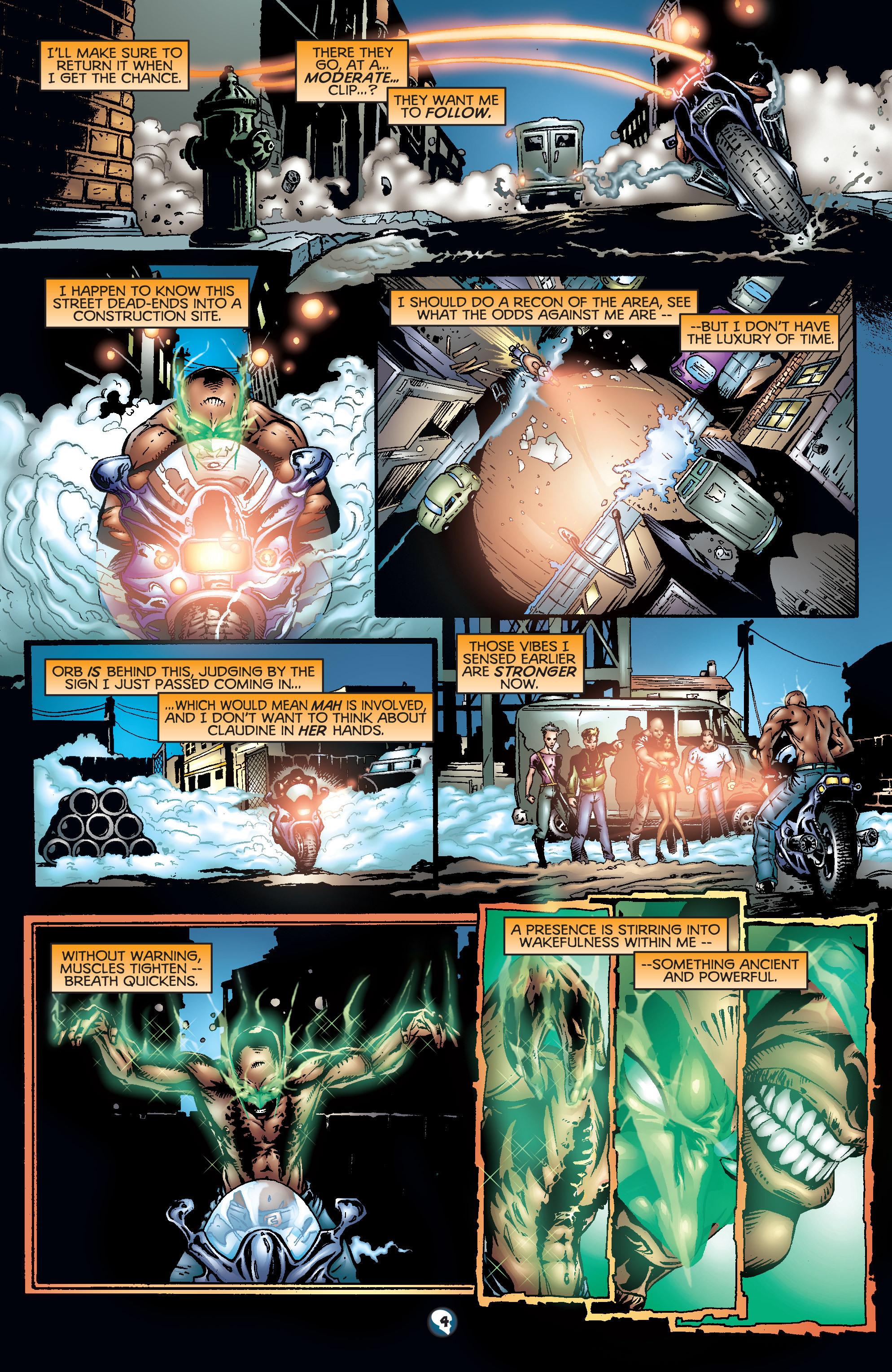 Read online Shadowman (1997) comic -  Issue #18 - 5
