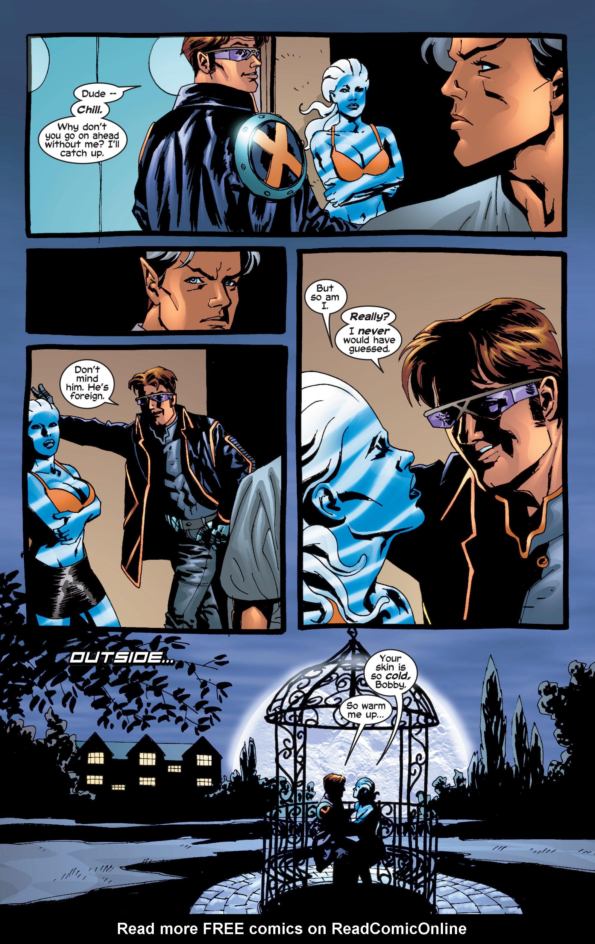 Read online Uncanny X-Men (1963) comic -  Issue #415 - 15