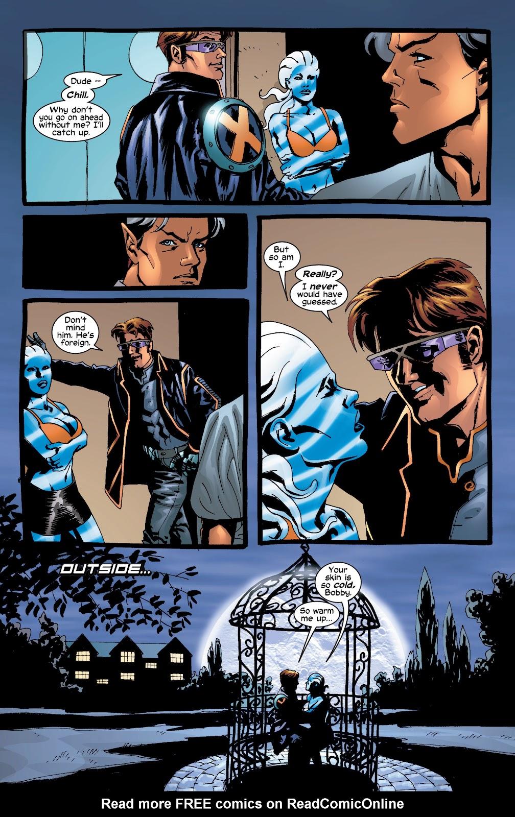 Uncanny X-Men (1963) issue 415 - Page 15