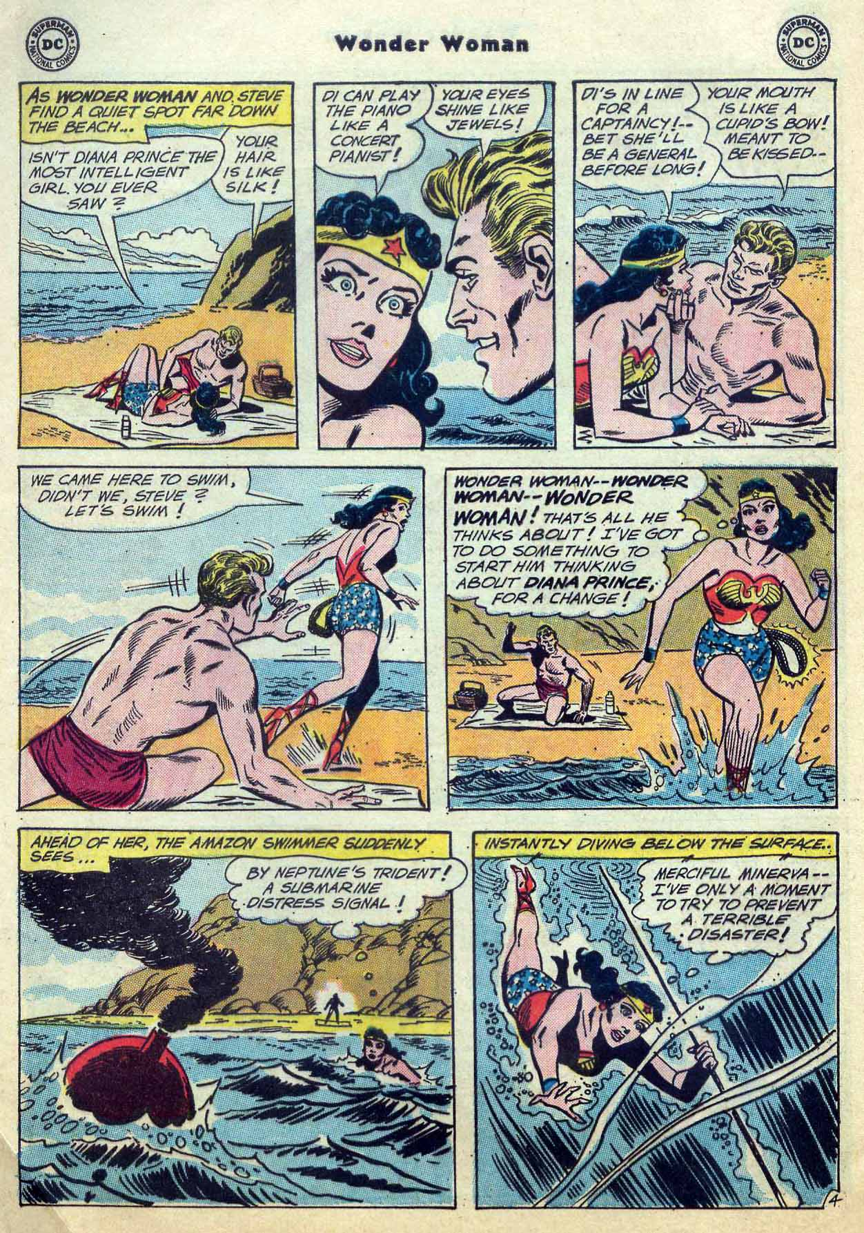 Read online Wonder Woman (1942) comic -  Issue #126 - 24