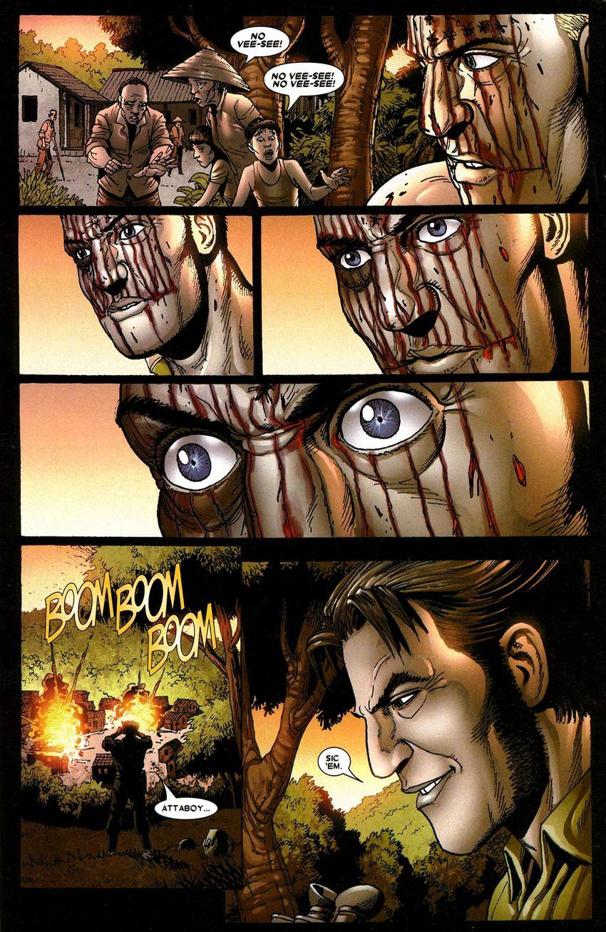 Read online Wolverine: Origins comic -  Issue #2 - 19