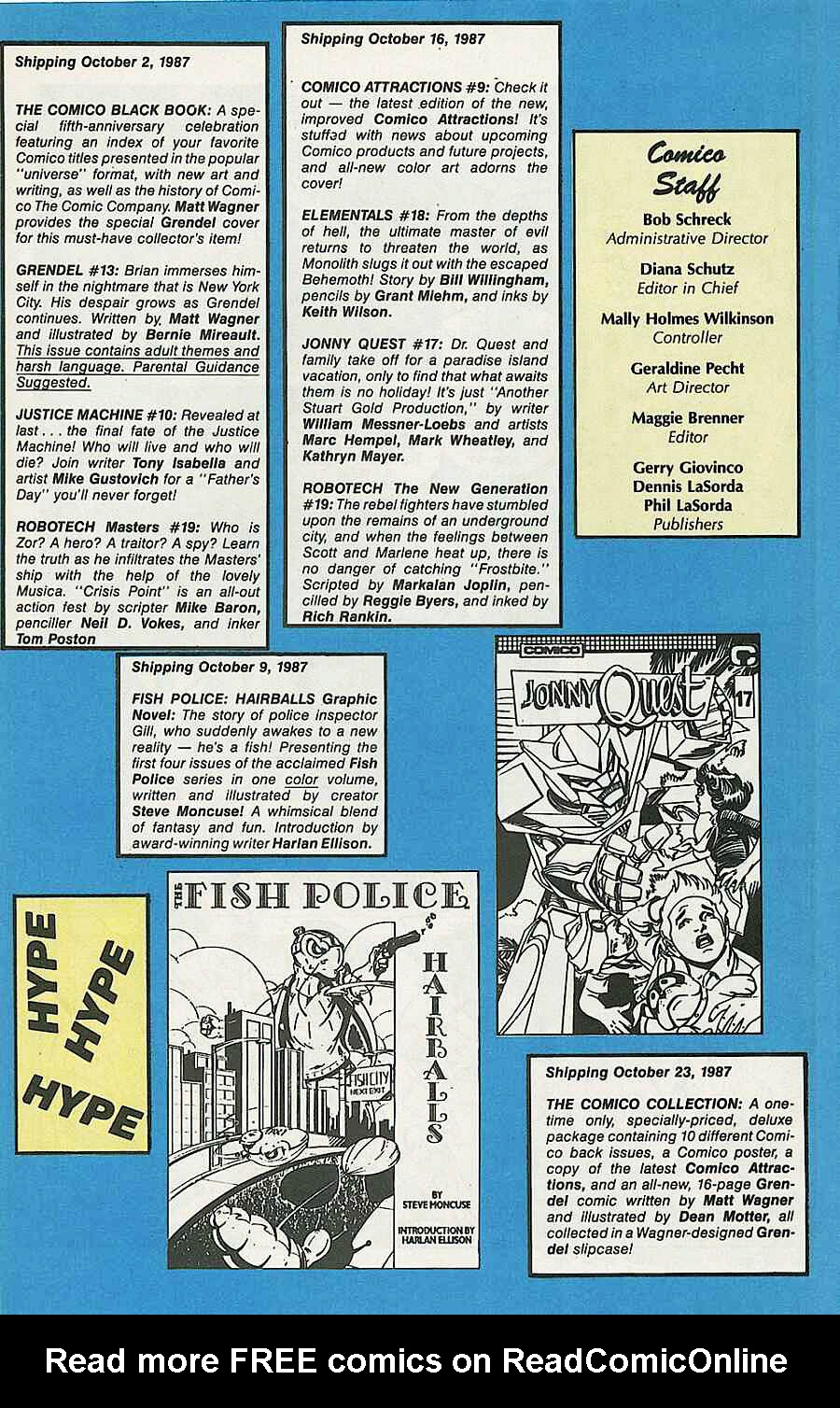 Elementals (1984) issue 18 - Page 28