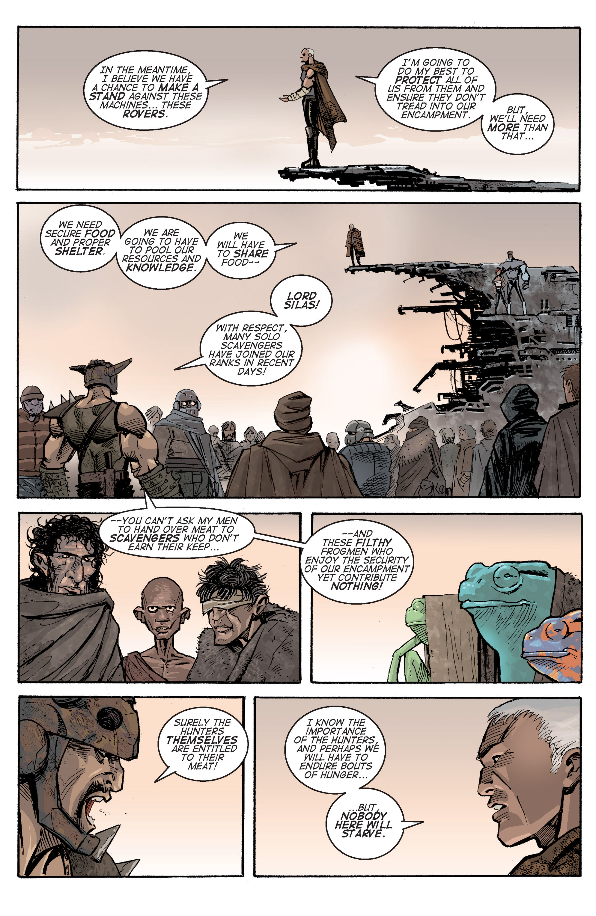 Read online Planetoid comic -  Issue # TPB - 78