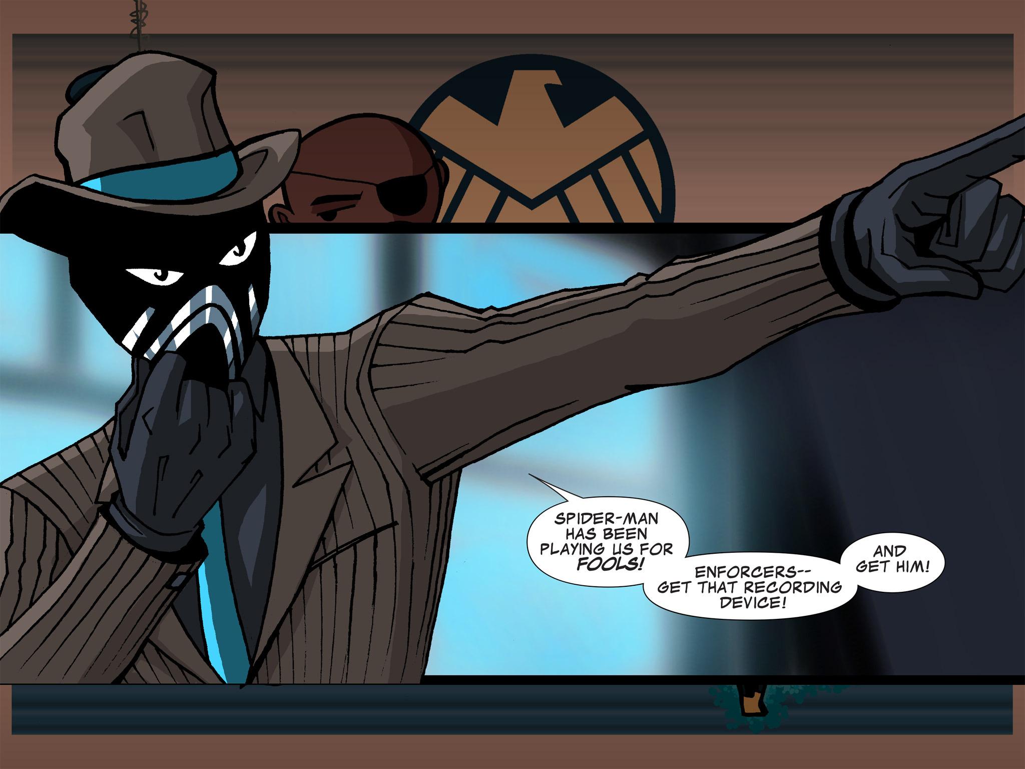 Read online Ultimate Spider-Man (Infinite Comics) (2015) comic -  Issue #19 - 14