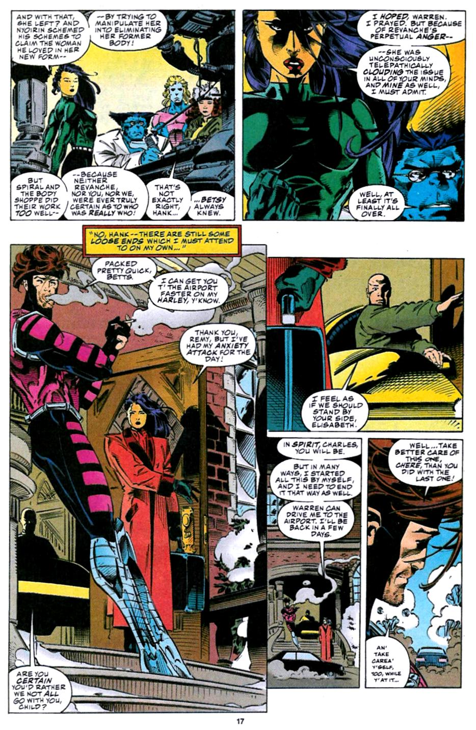 X-Men (1991) 32 Page 11