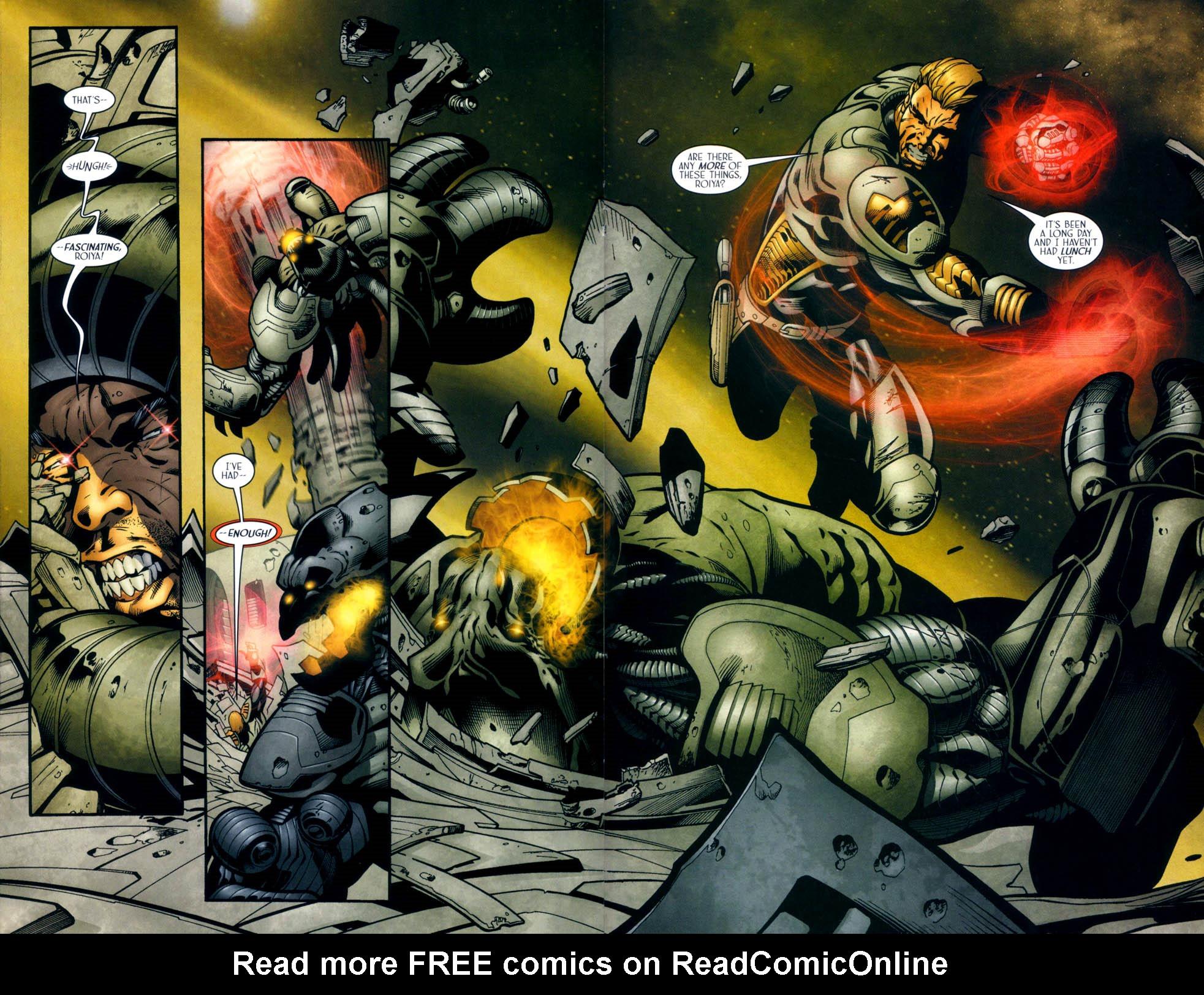 Read online Sigil (2000) comic -  Issue #33 - 15