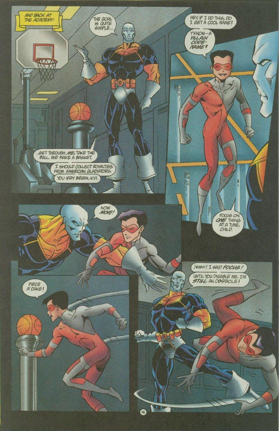 Read online Siren comic -  Issue #2 - 18