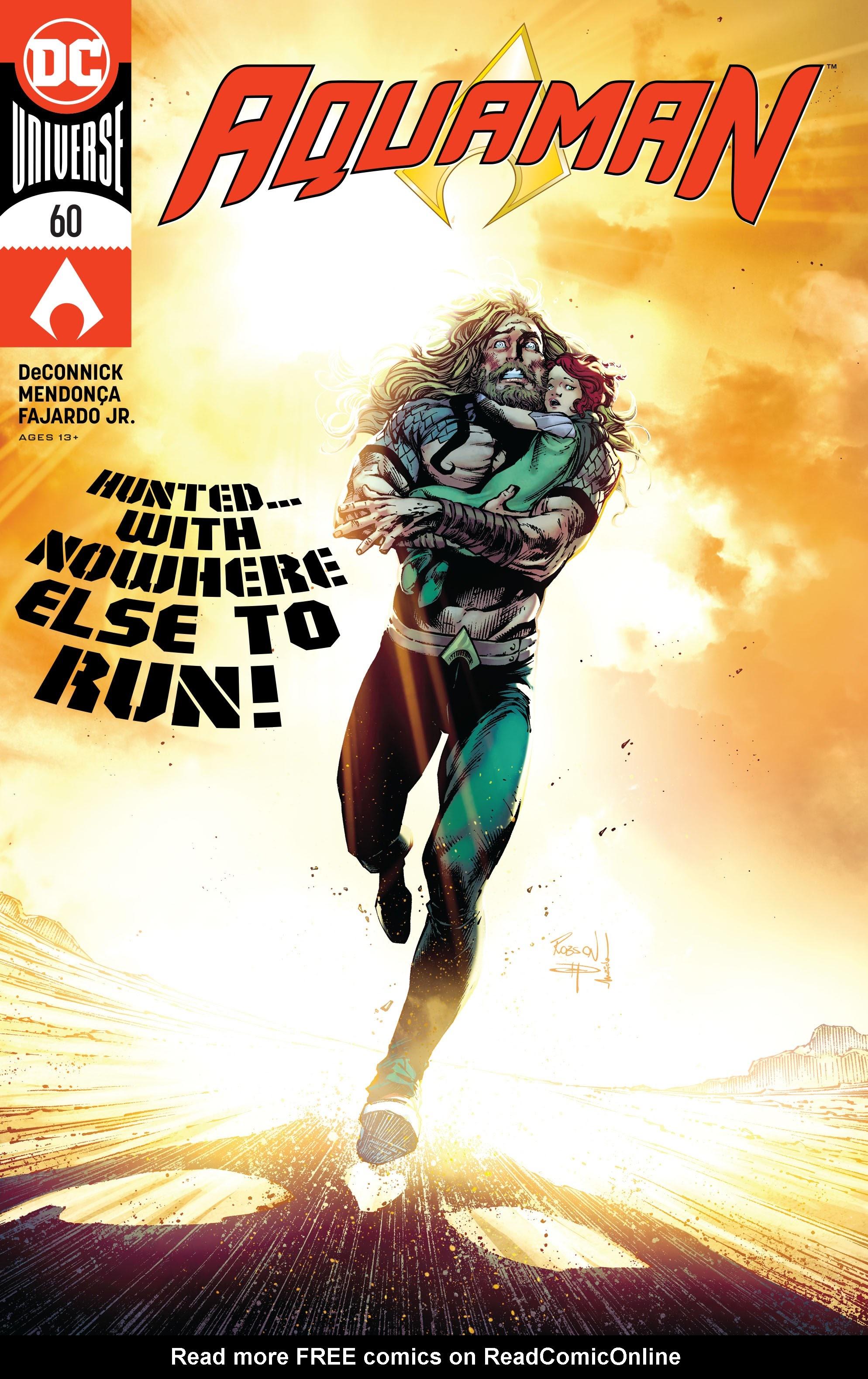 Aquaman (2016) 60 Page 1