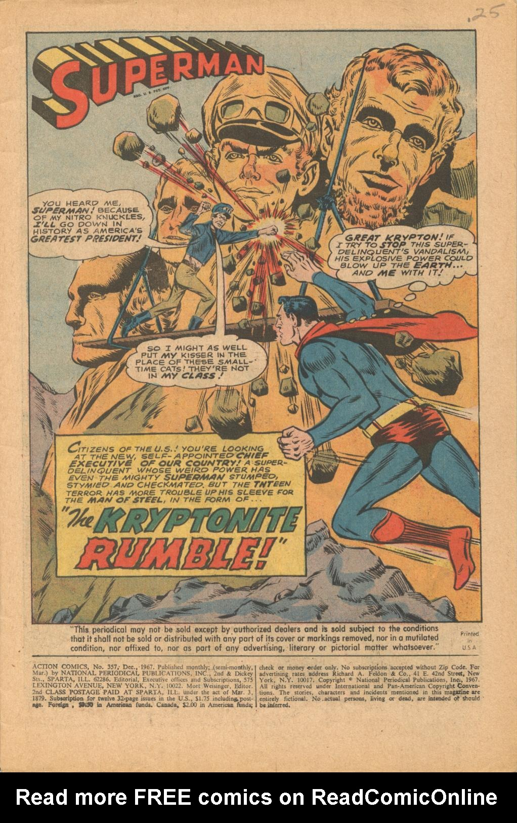 Action Comics (1938) 357 Page 2