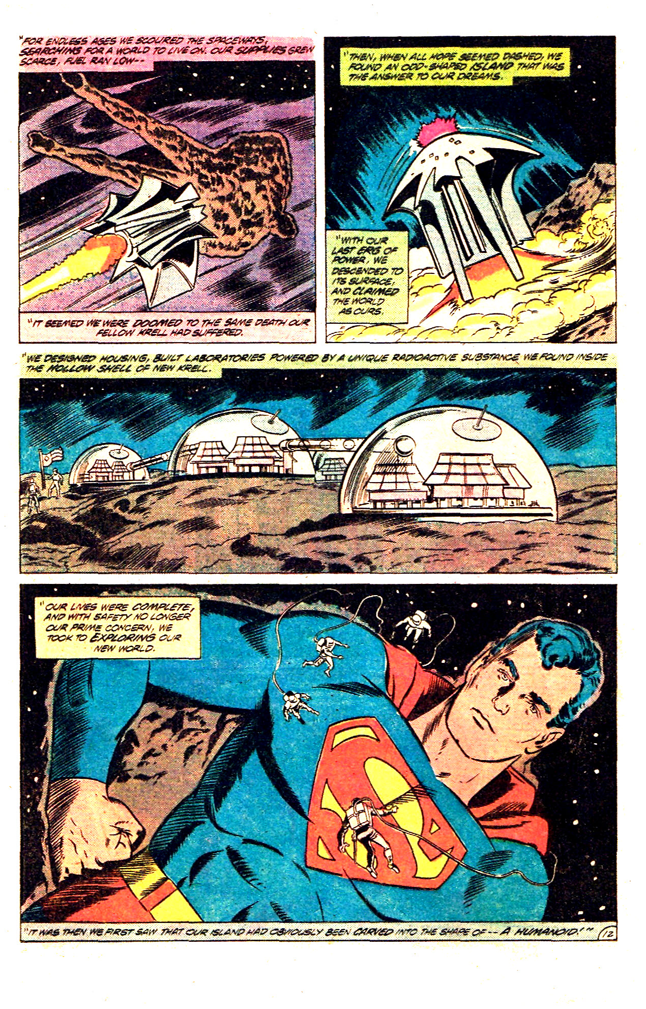 Read online Action Comics (1938) comic -  Issue #513 - 16