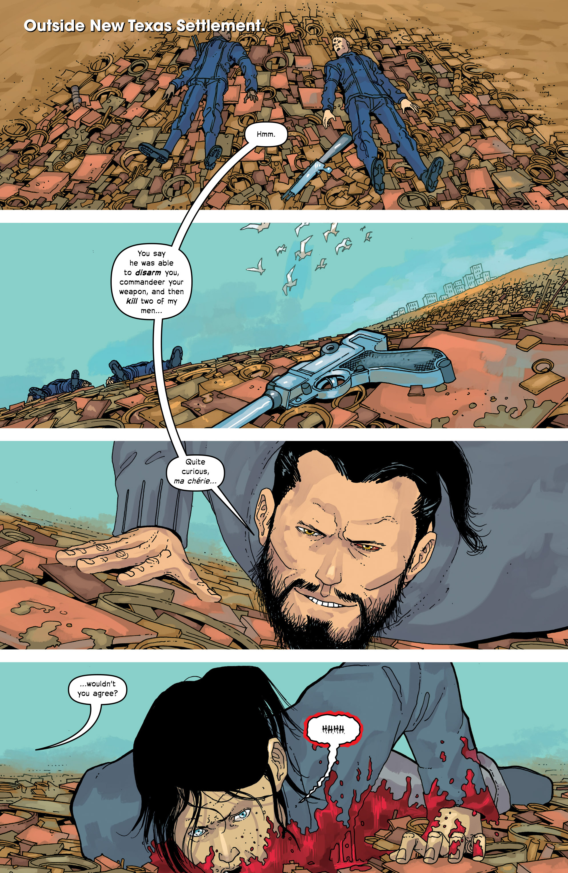 Read online Great Pacific comic -  Issue #17 - 3