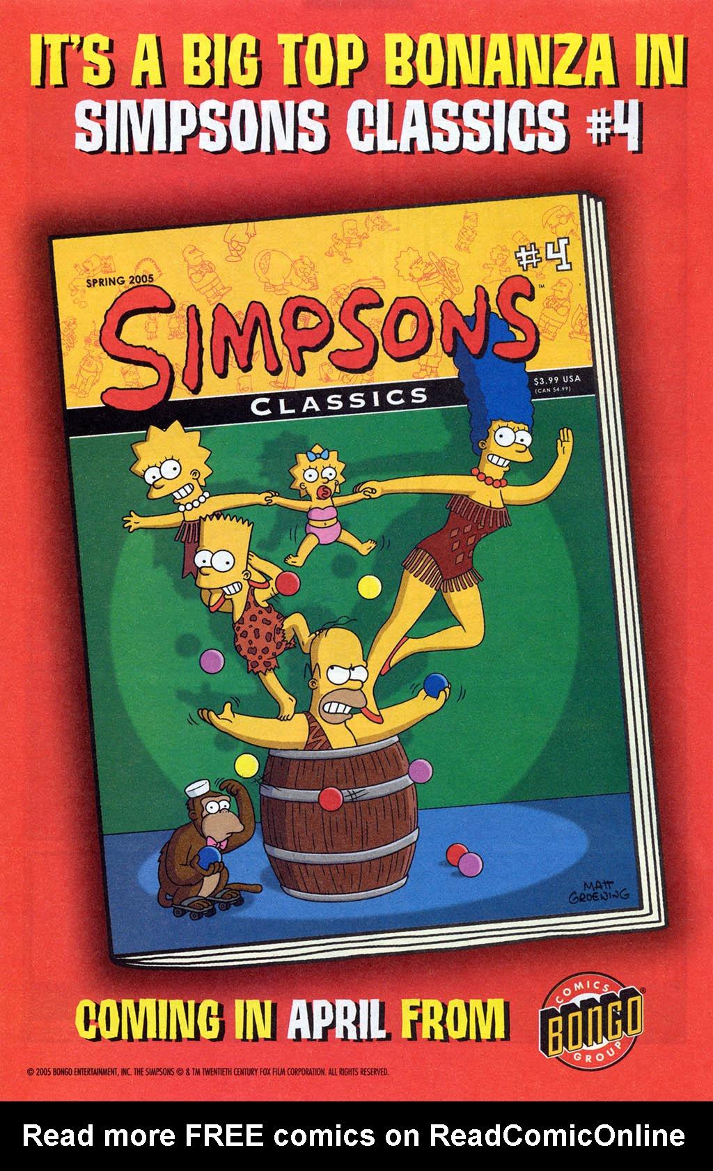 Read online Simpsons Comics Presents Bart Simpson comic -  Issue #23 - 20