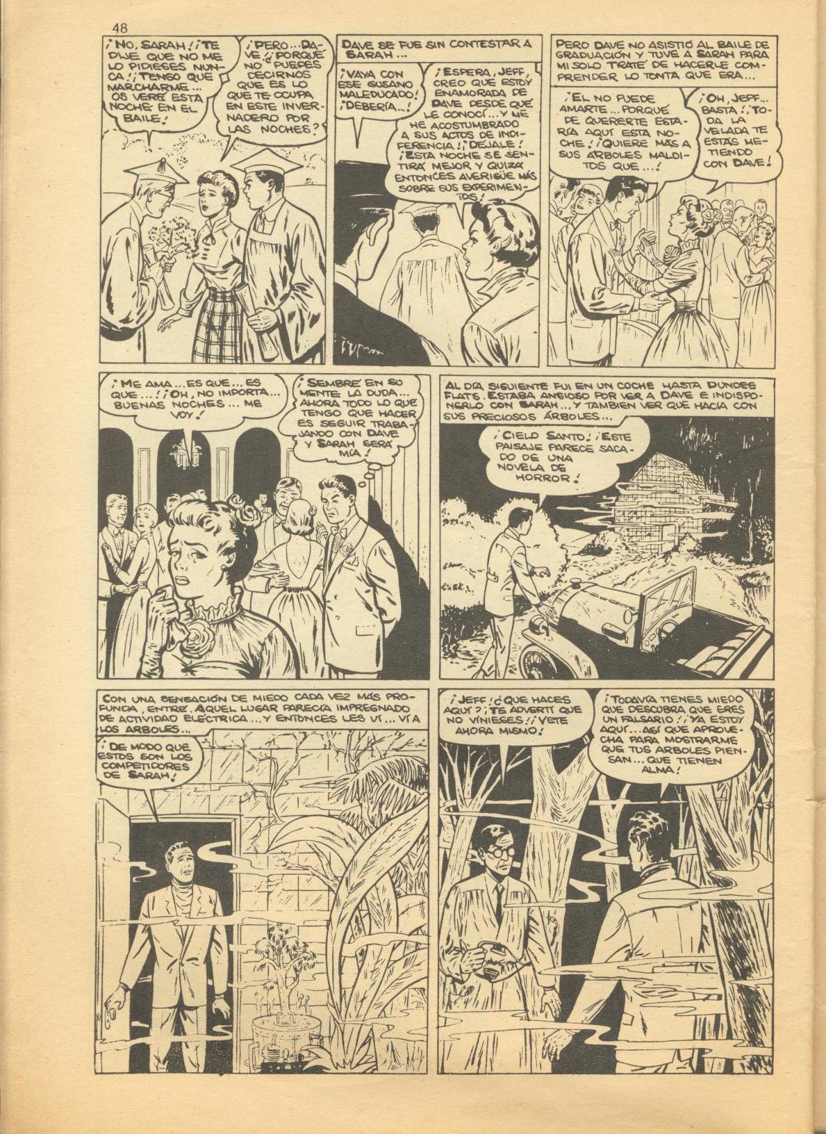 Read online Adventures into Weird Worlds comic -  Issue #1 - 16