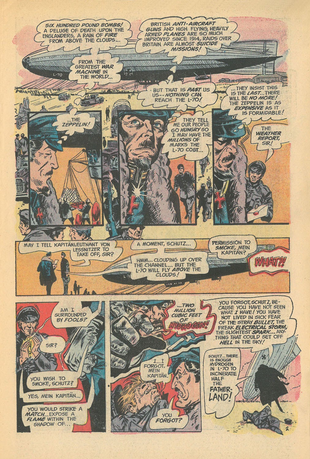 Read online Star Spangled War Stories (1952) comic -  Issue #168 - 22