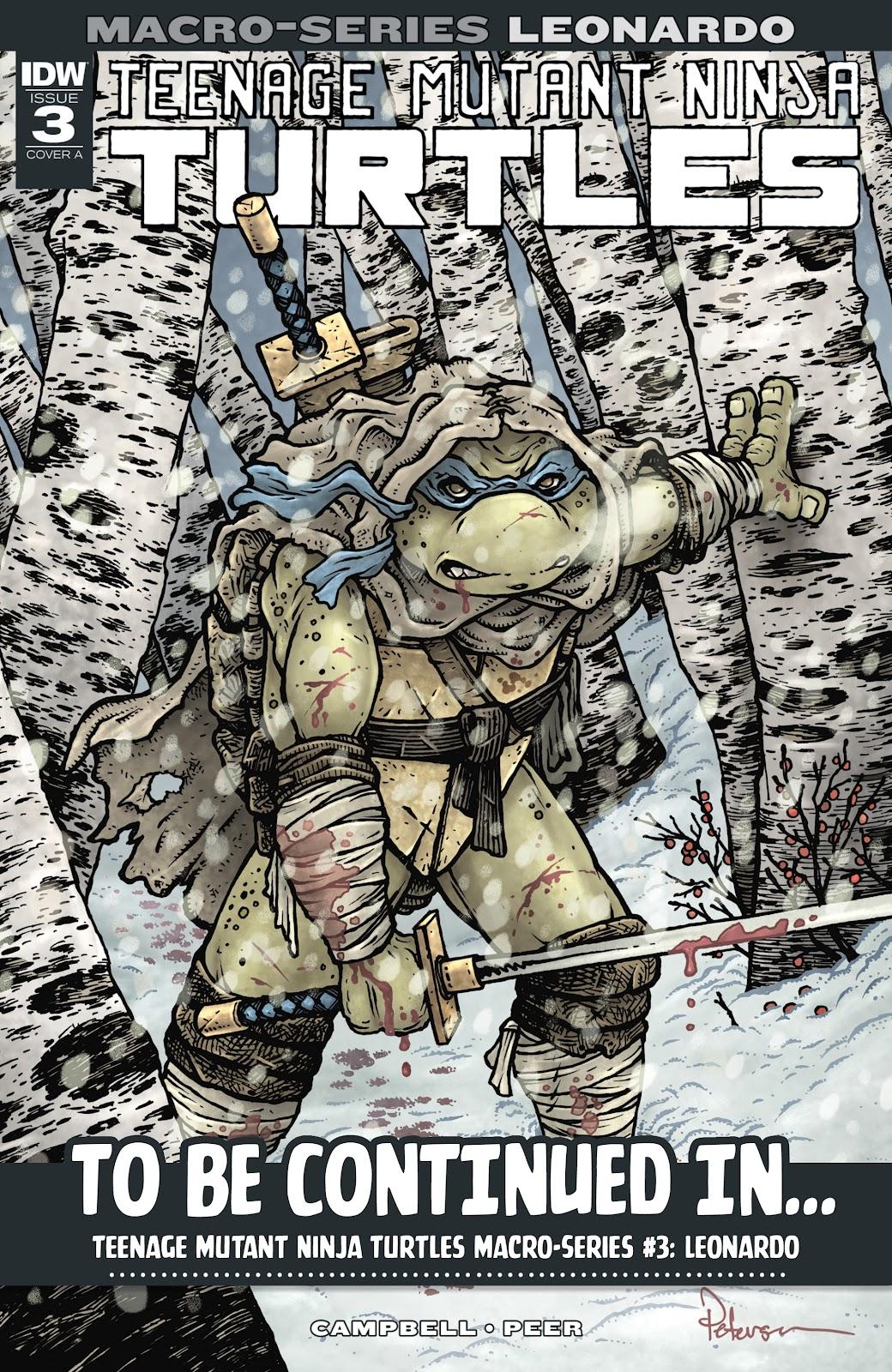 Read online Teenage Mutant Ninja Turtles (2011) comic -  Issue #101 - 36