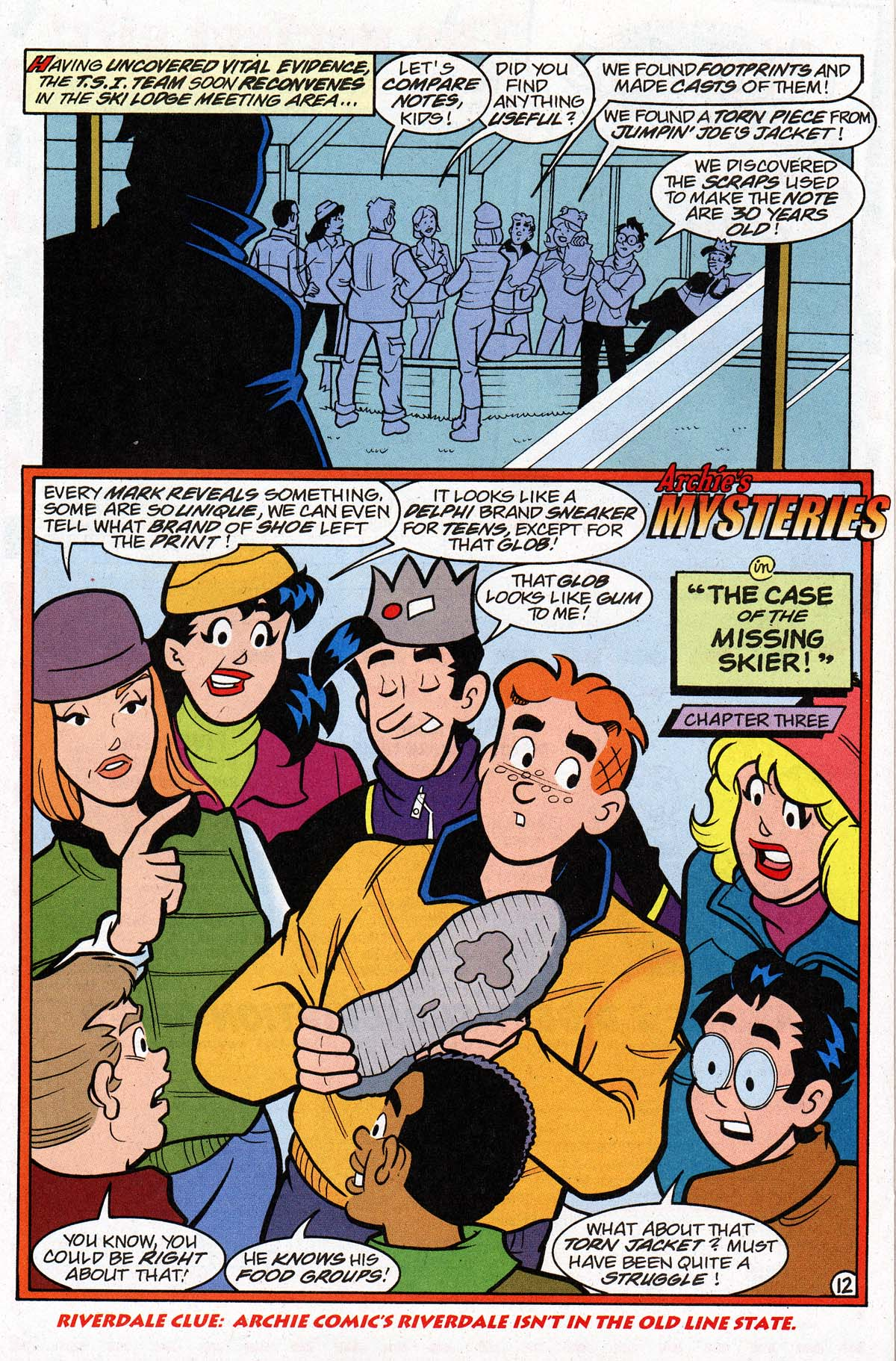 Read online Archie's Weird Mysteries comic -  Issue #26 - 18