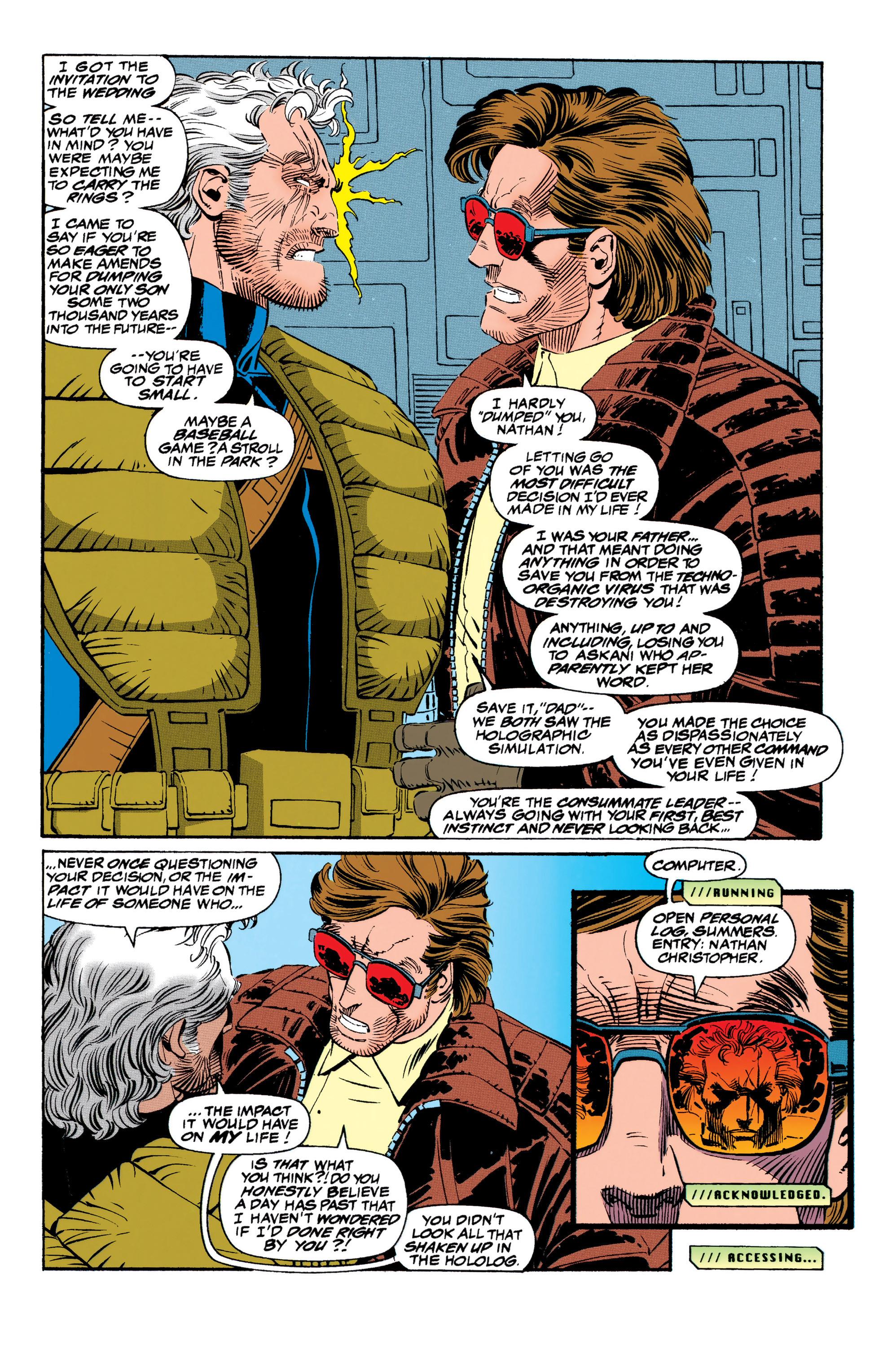 Read online Uncanny X-Men (1963) comic -  Issue #310 - 8