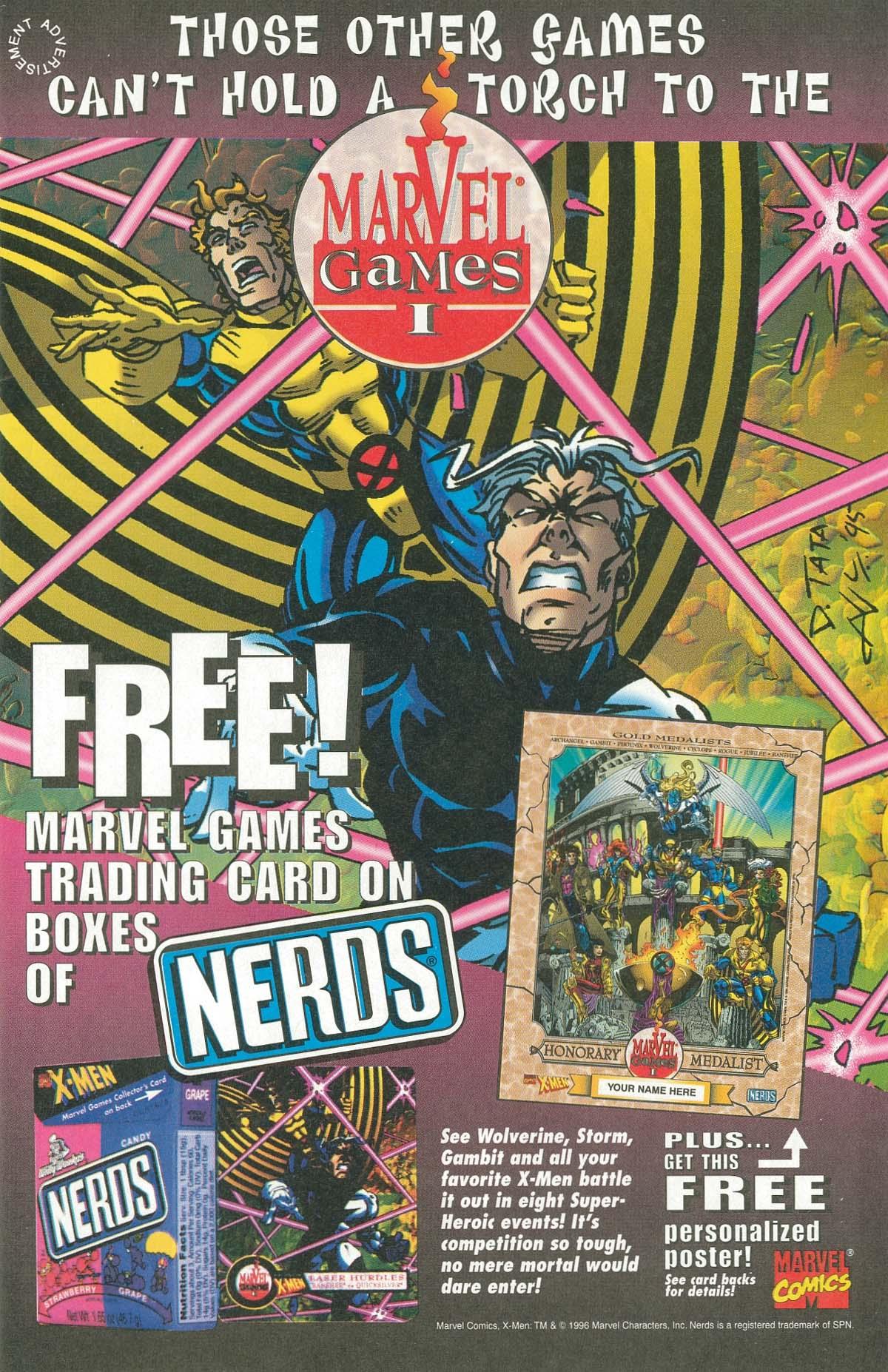 Read online UltraForce (1995) comic -  Issue #7 - 7