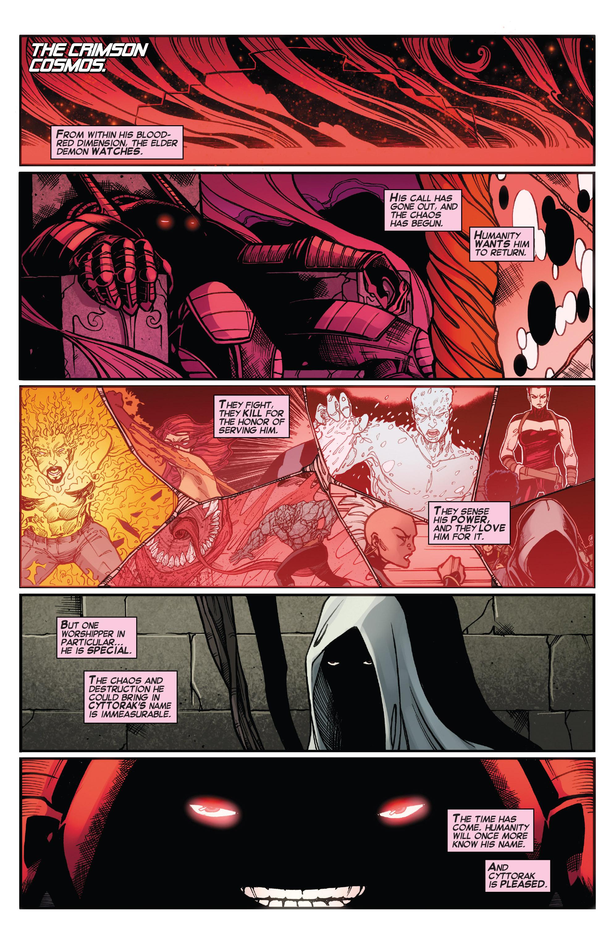 Read online Amazing X-Men (2014) comic -  Issue #17 - 3