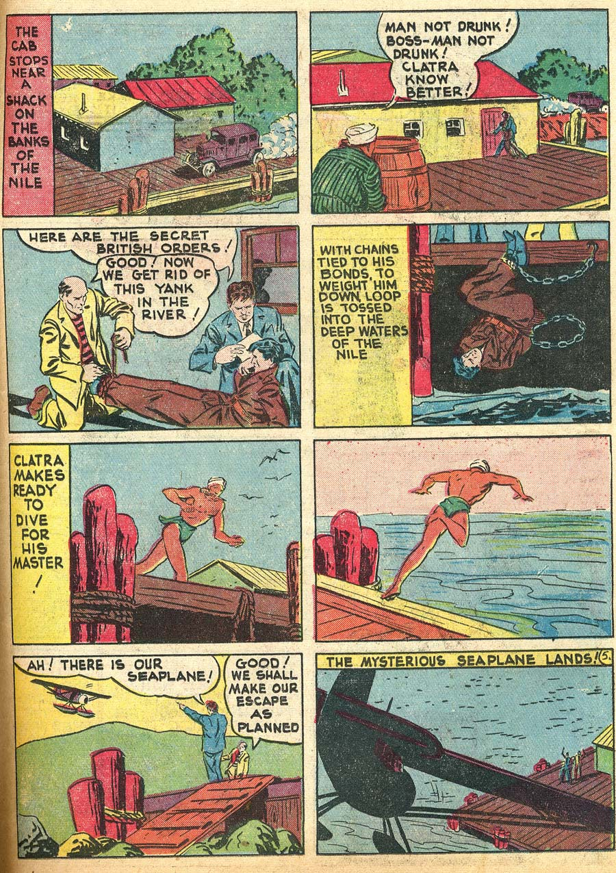 Blue Ribbon Comics (1939) issue 9 - Page 59