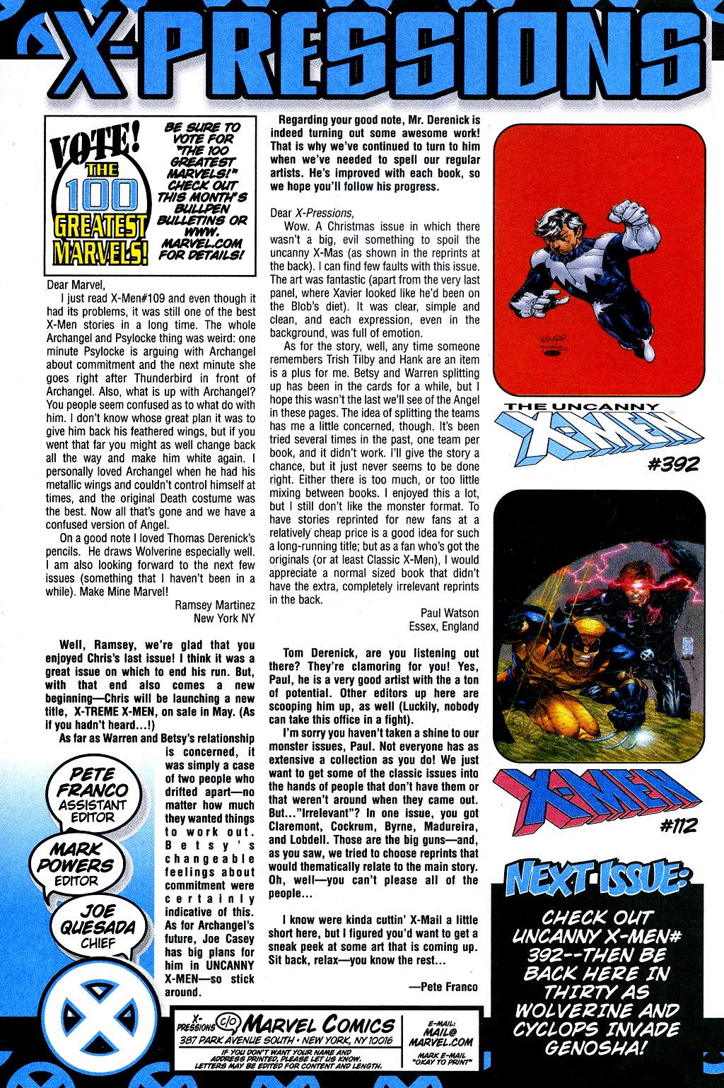 X-Men (1991) 111 Page 17