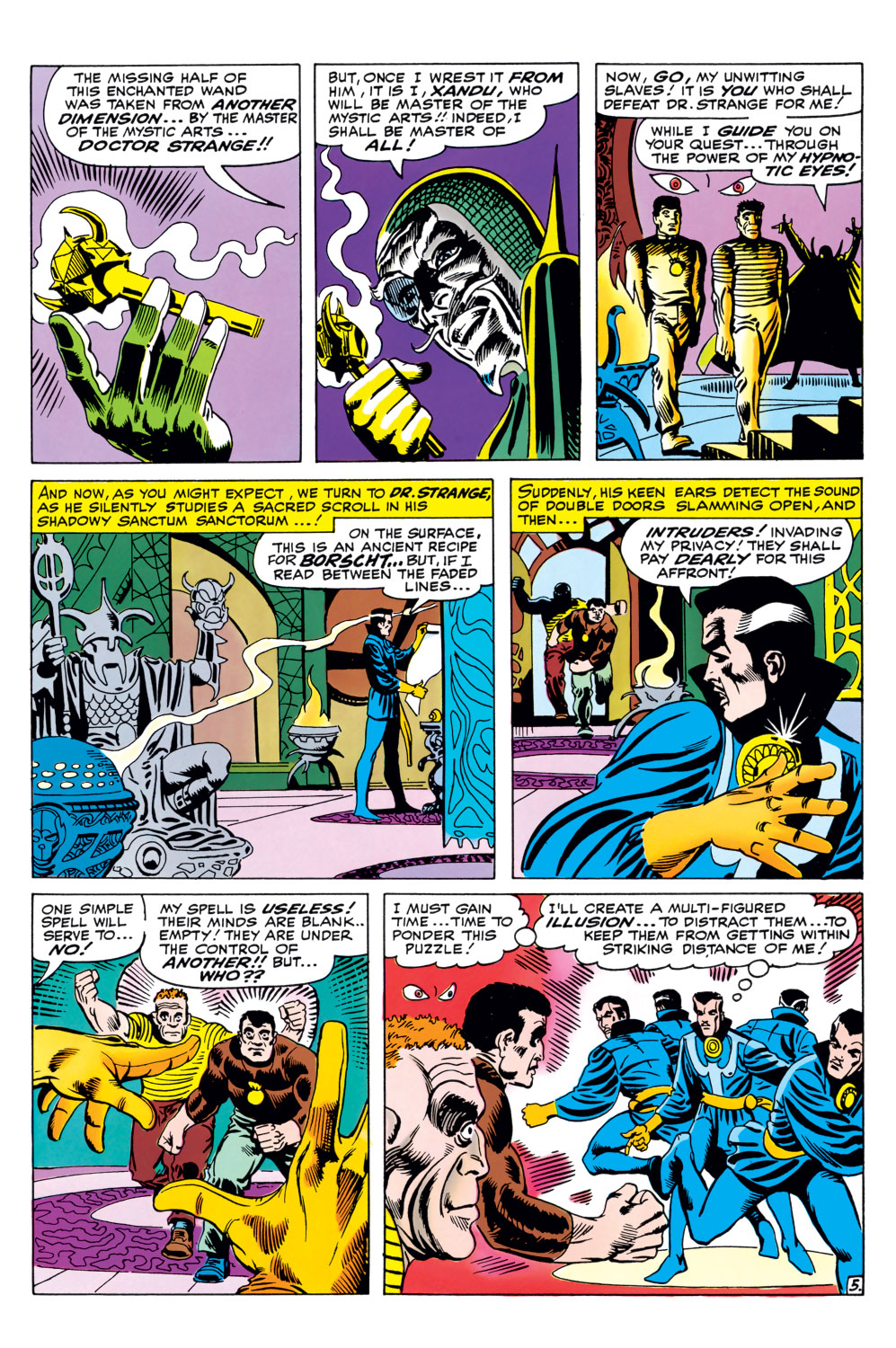 The Amazing Spider-Man (1963) _Annual_2 Page 5