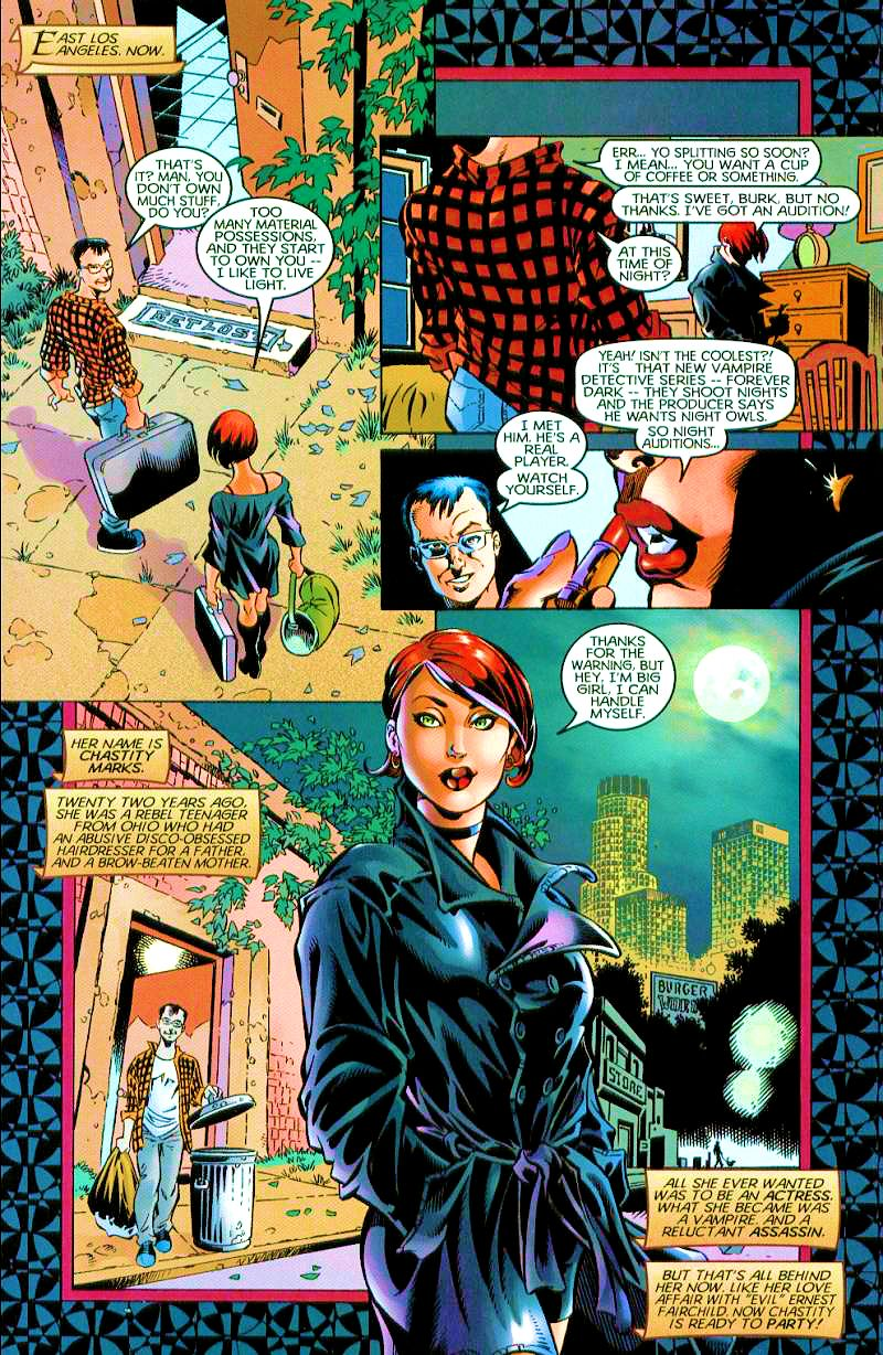 Chastity: Rocked issue 1 - Page 3