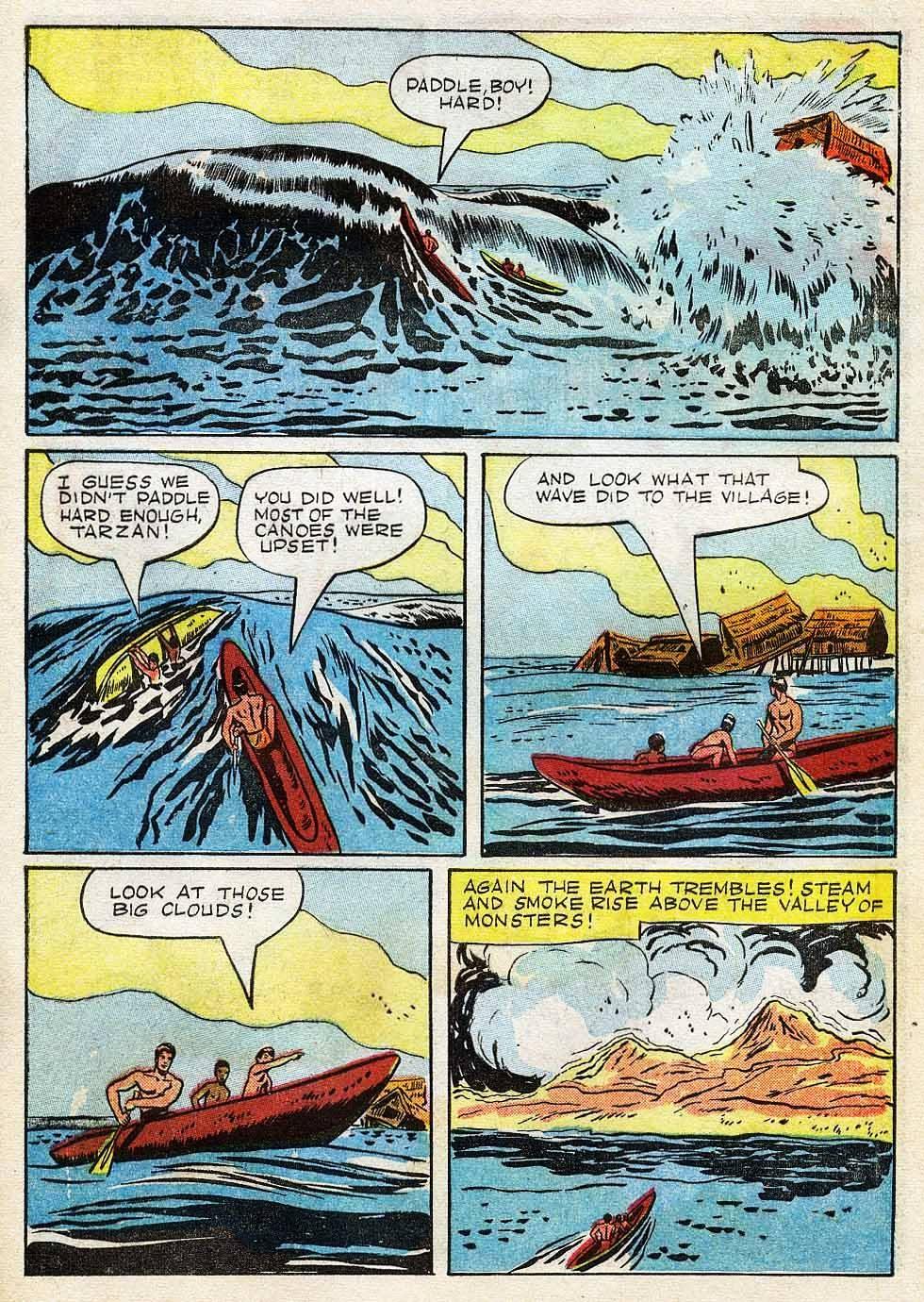 Tarzan (1948) issue 7 - Page 29