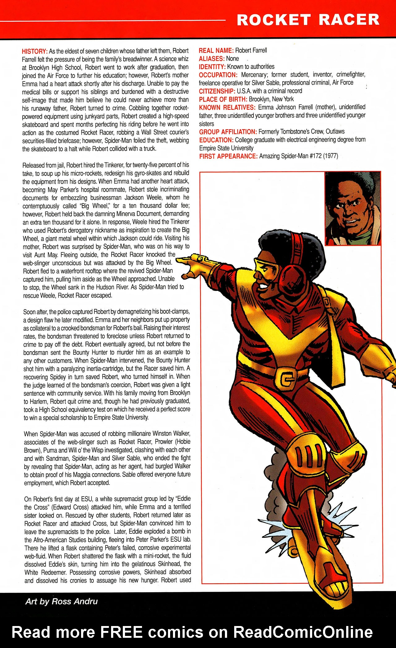 Read online All-New Official Handbook of the Marvel Universe A to Z comic -  Issue #9 - 31