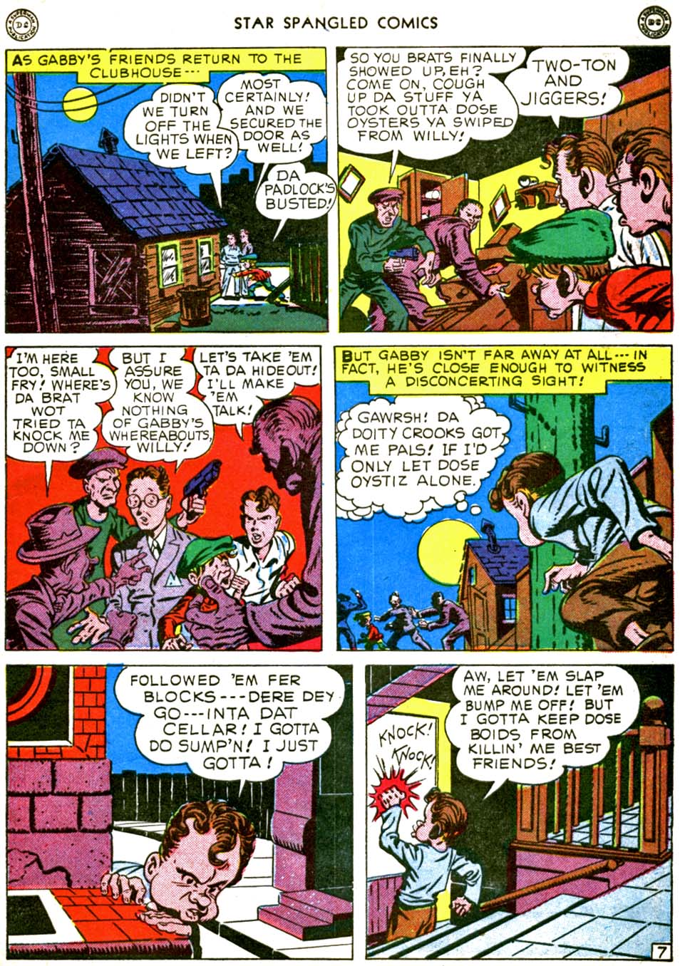 Star Spangled Comics (1941) issue 56 - Page 9