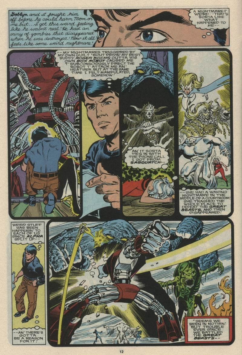 Read online Alpha Flight (1983) comic -  Issue #66 - 13