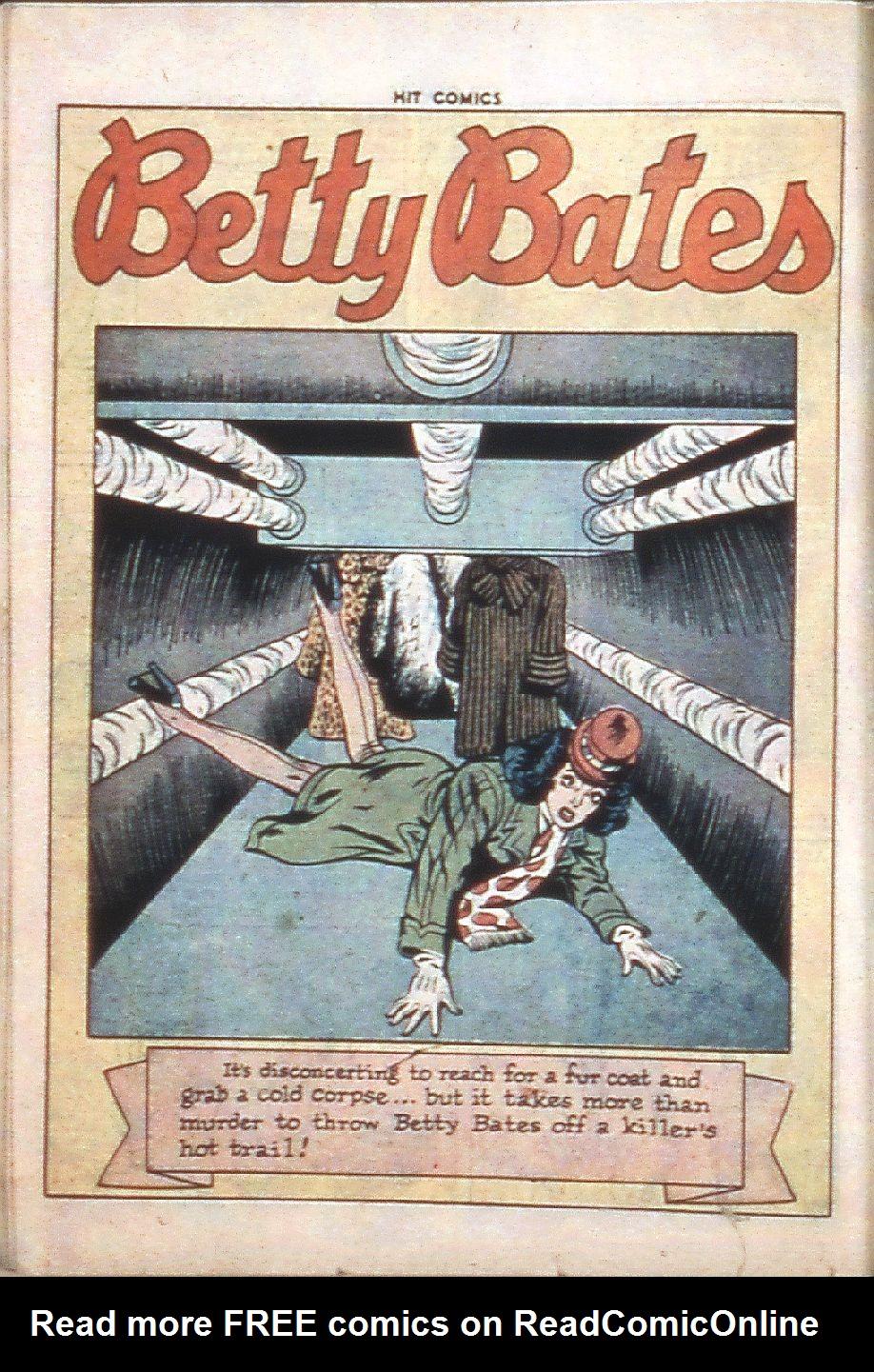 Read online Hit Comics comic -  Issue #37 - 18