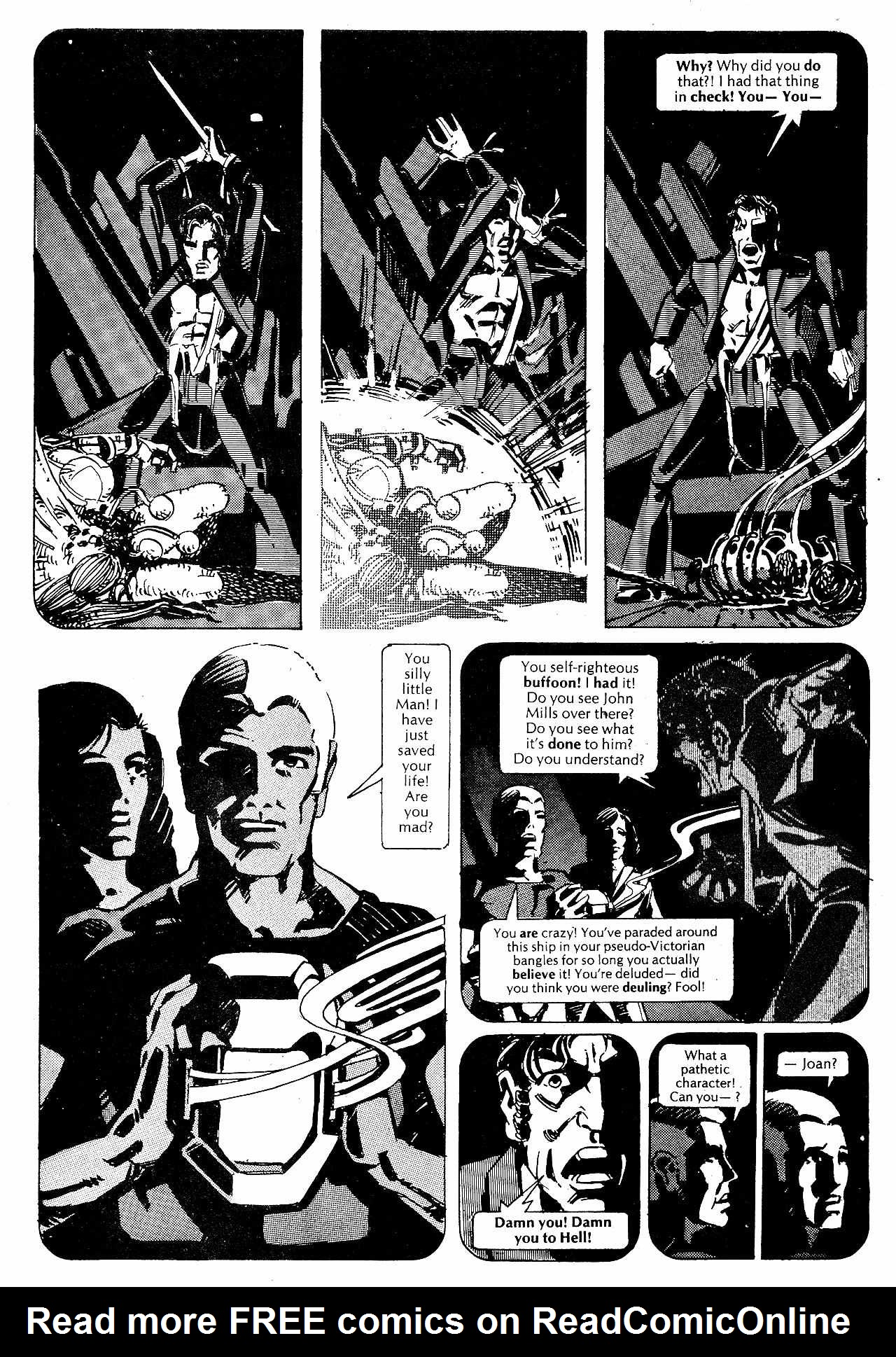 Read online Star*Reach comic -  Issue #11 - 14