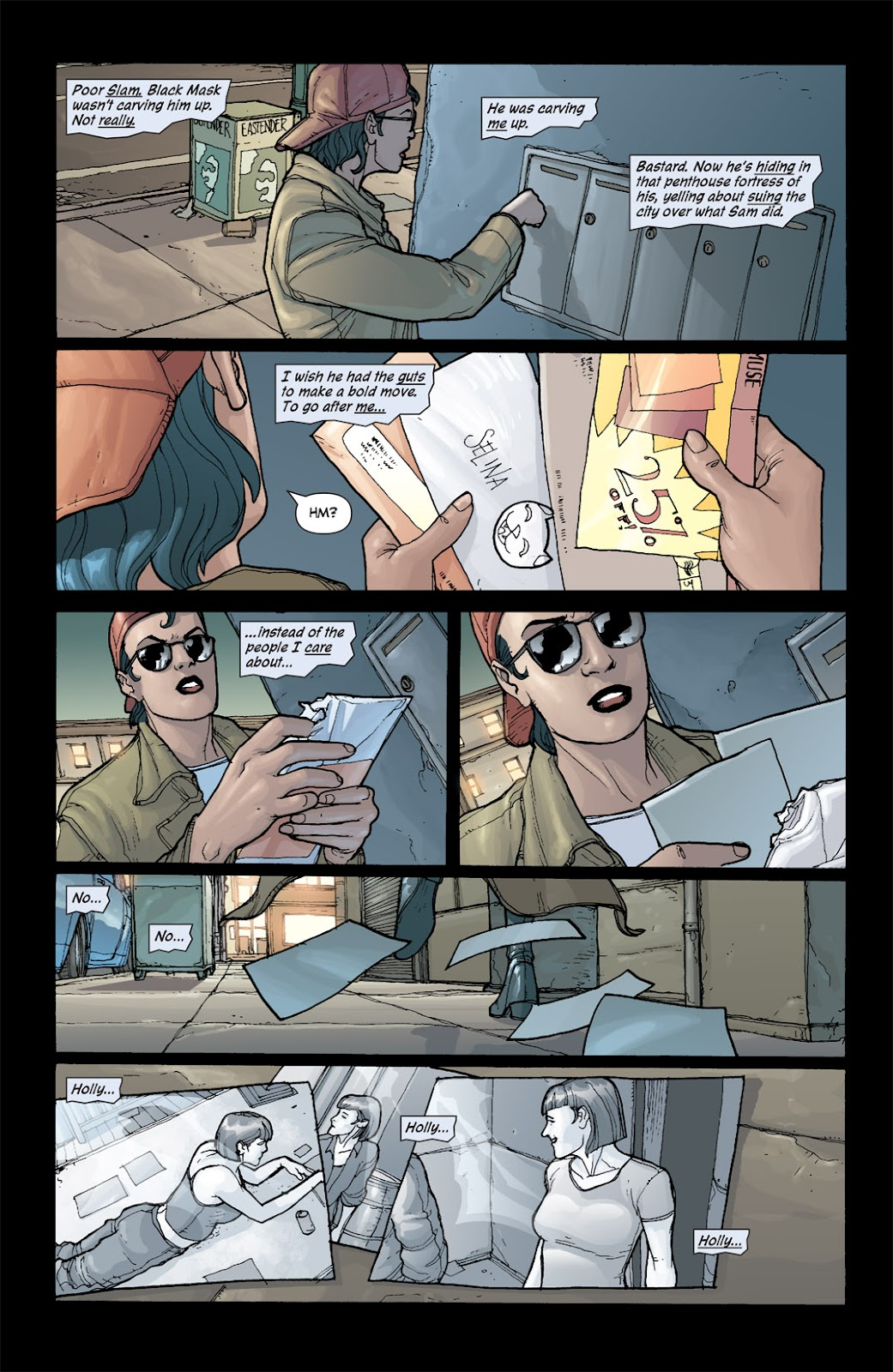 Catwoman (2002) Issue #52 #52 - English 6