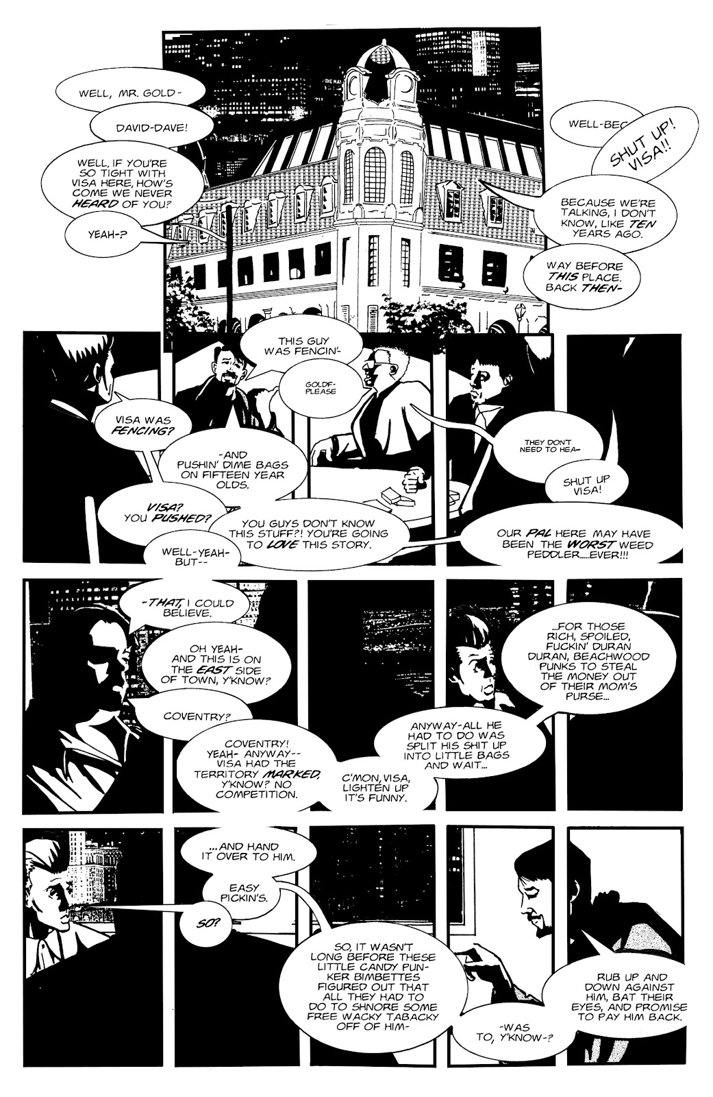 Read online Goldfish comic -  Issue # TPB (Part 1) - 64