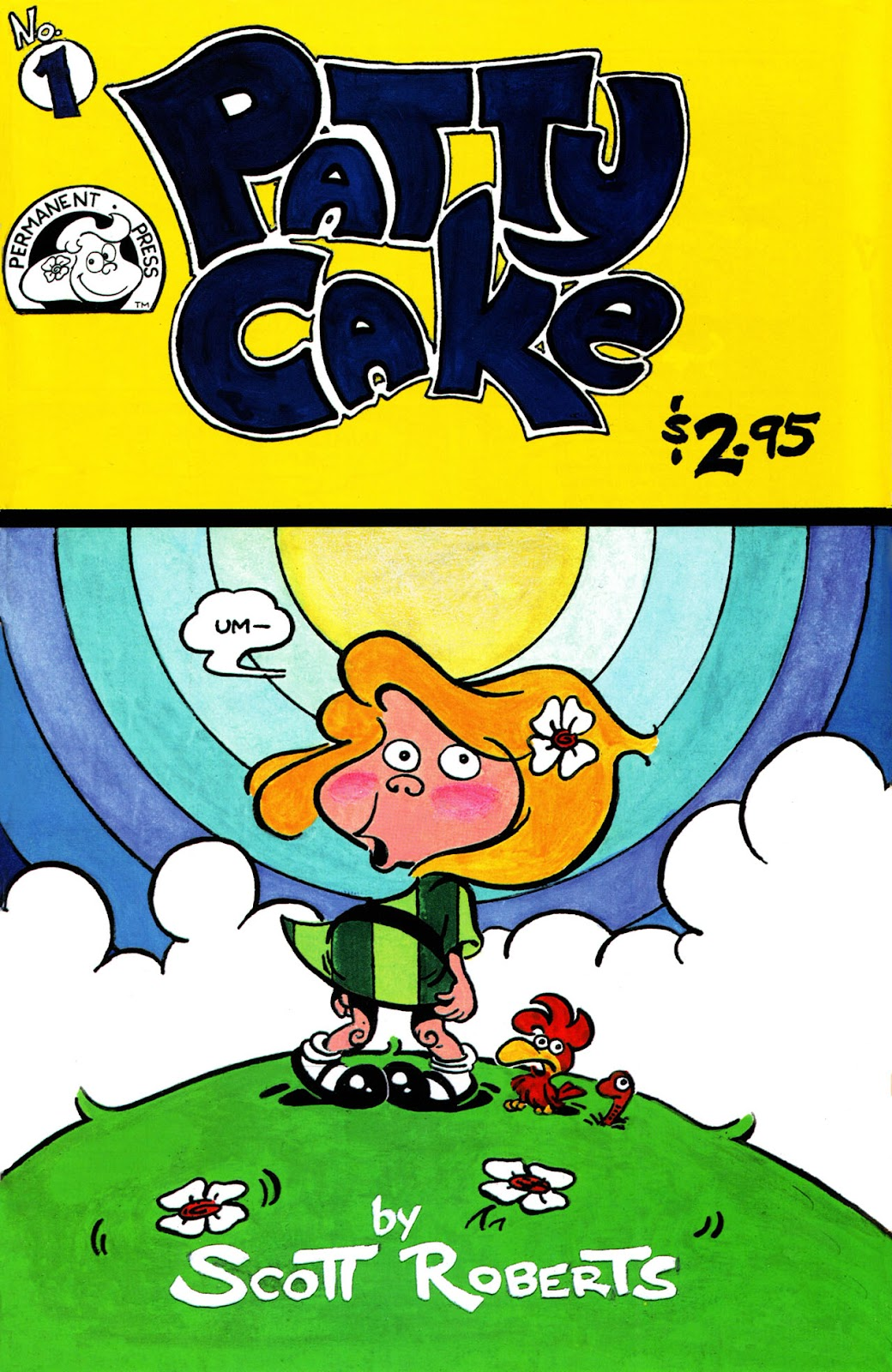 Read online Patty Cake comic -  Issue #1 - 1