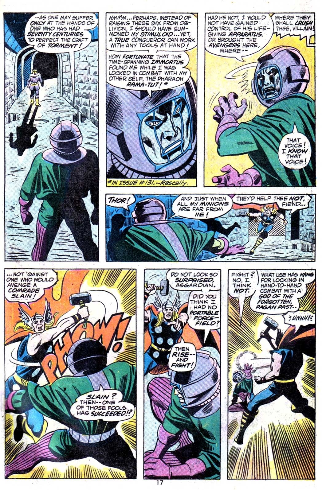 Giant-Size Avengers (1974) issue 3 - Page 19