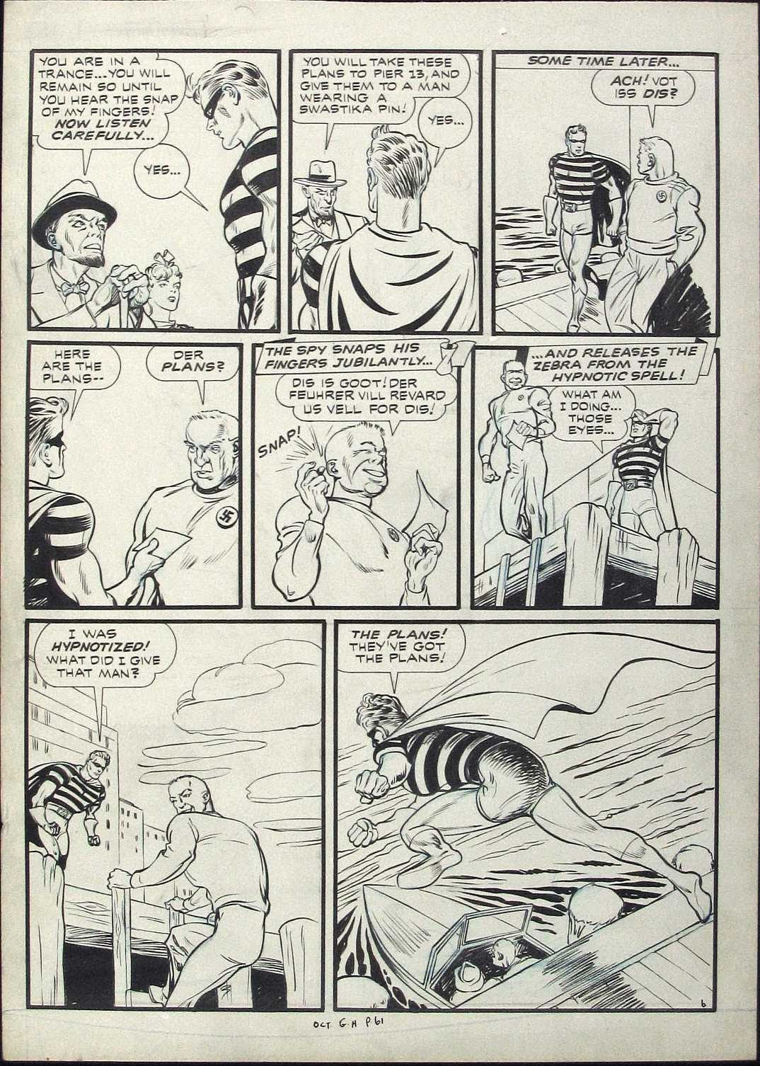 Green Hornet Comics issue 9 - Page 21