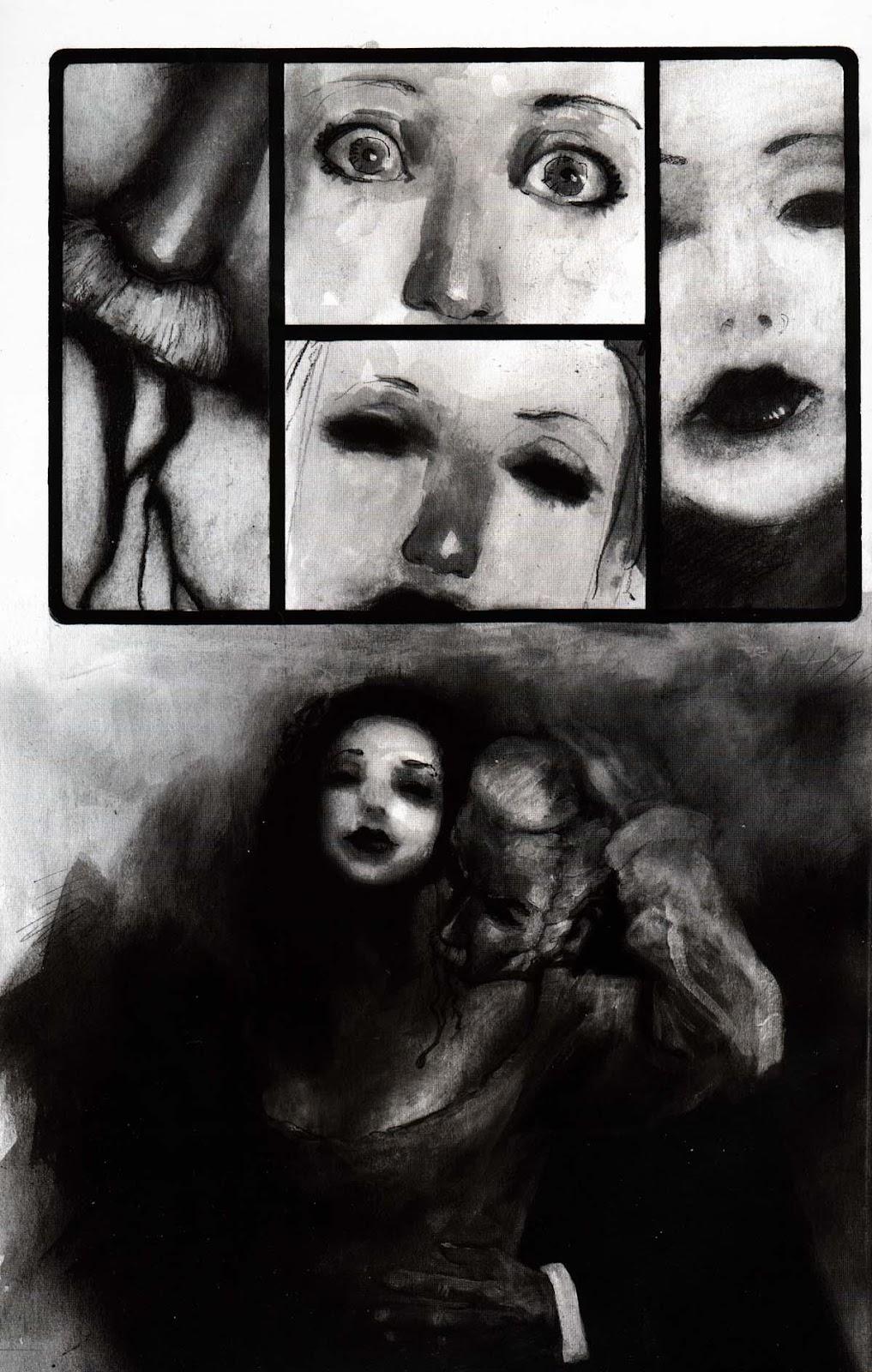 Read online Vampire the Masquerade comic -  Issue # Toreador - 4