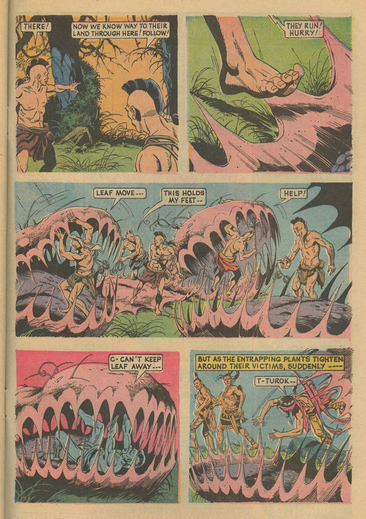 Read online Turok, Son of Stone comic -  Issue #86 - 29