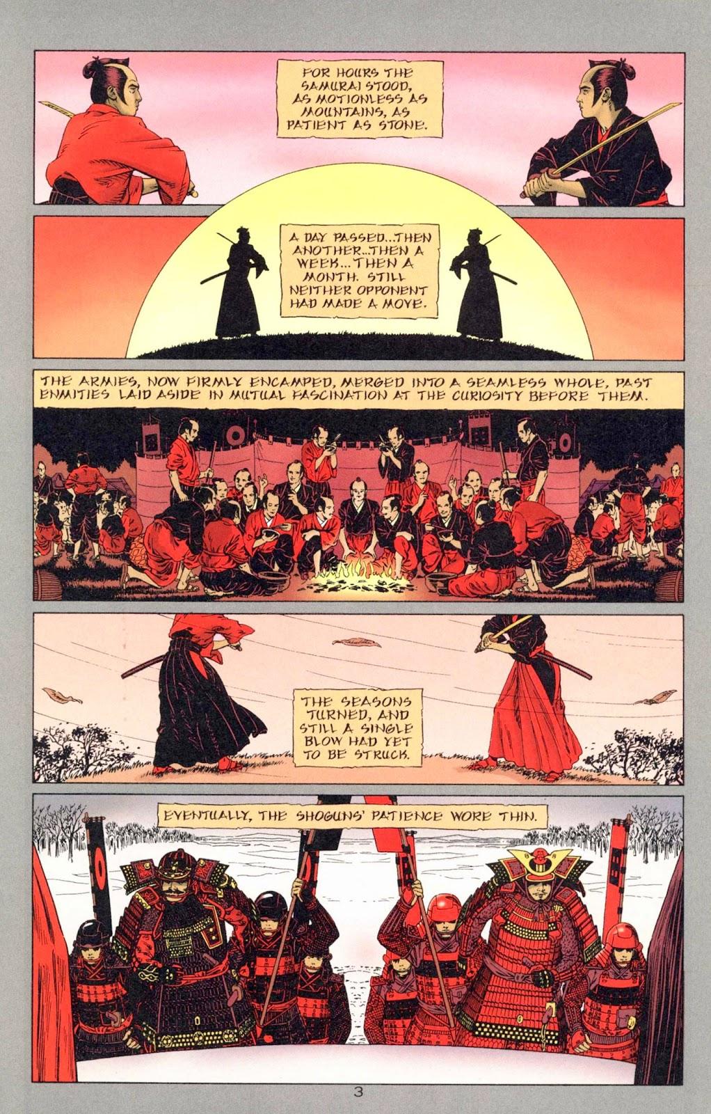 Read online Weird War Tales (1997) comic -  Issue #1 - 18