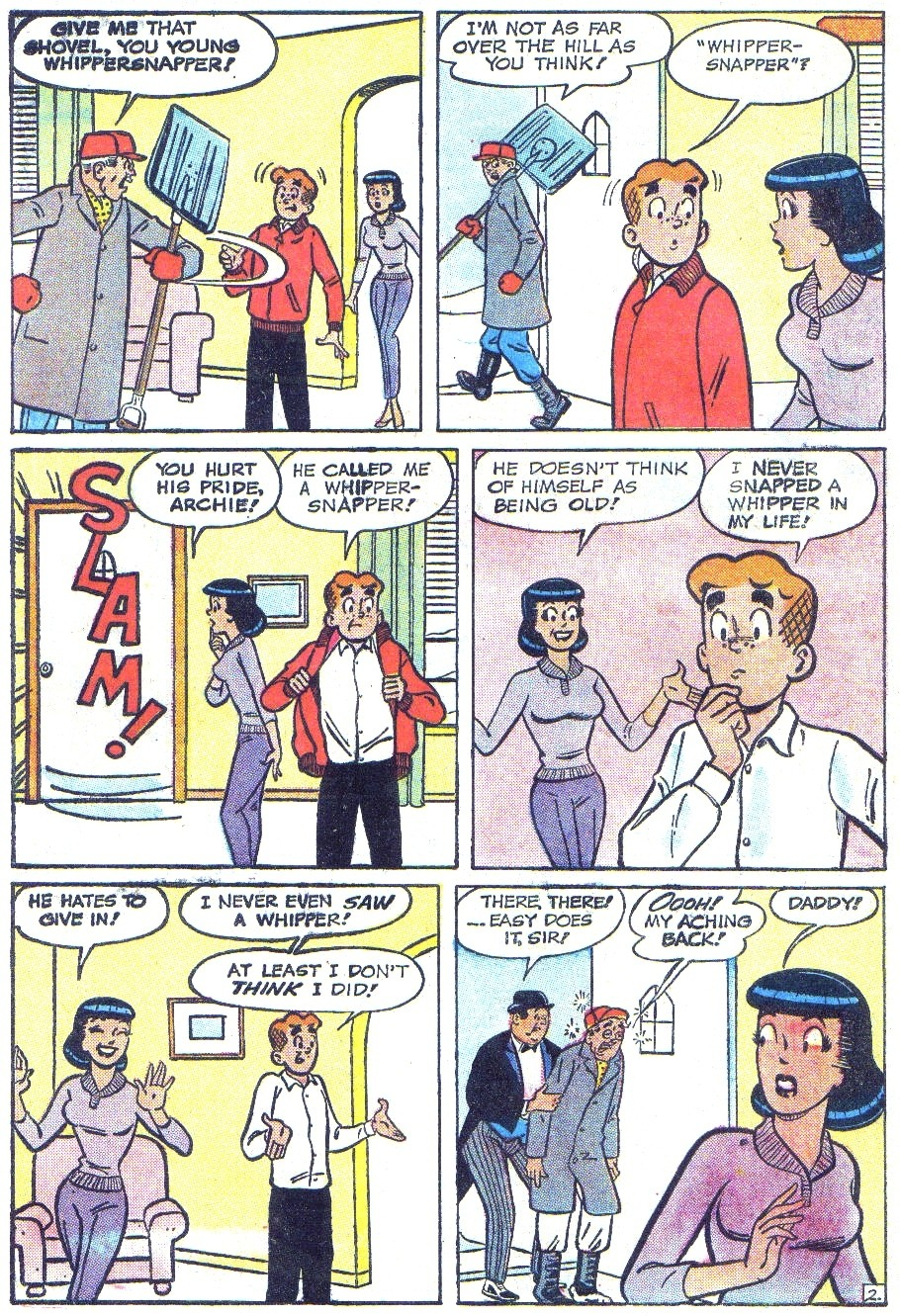 Read online Archie (1960) comic -  Issue #144 - 14