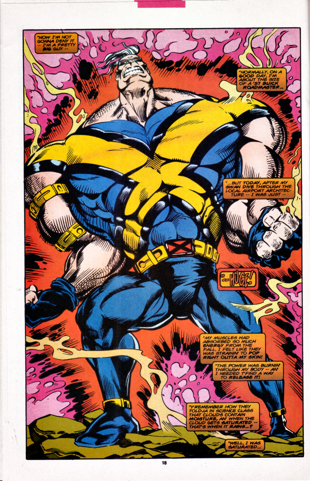 Read online X-Factor (1986) comic -  Issue #107 - 14