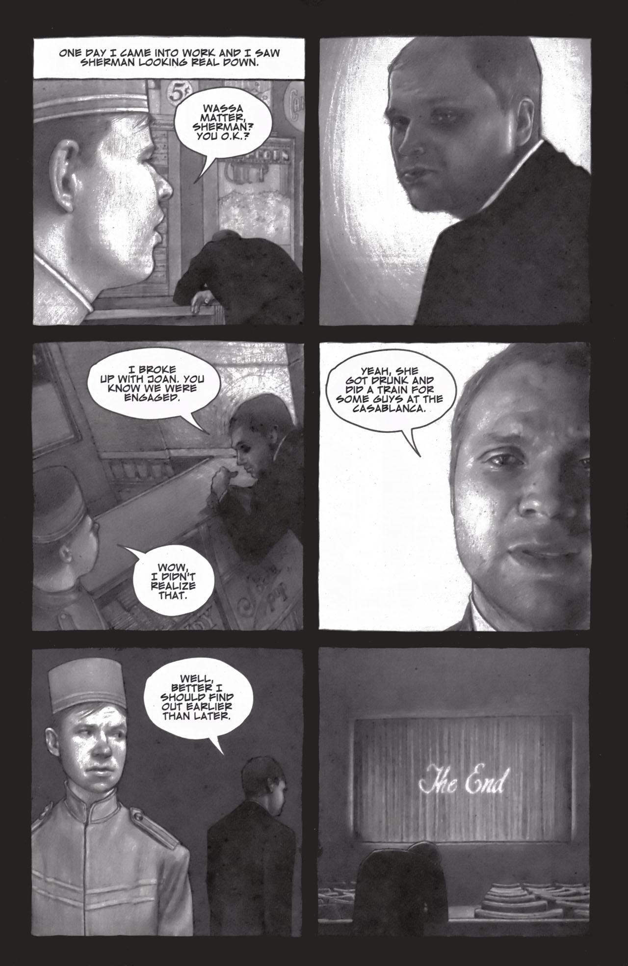 Read online American Splendor (2008) comic -  Issue #1 - 31