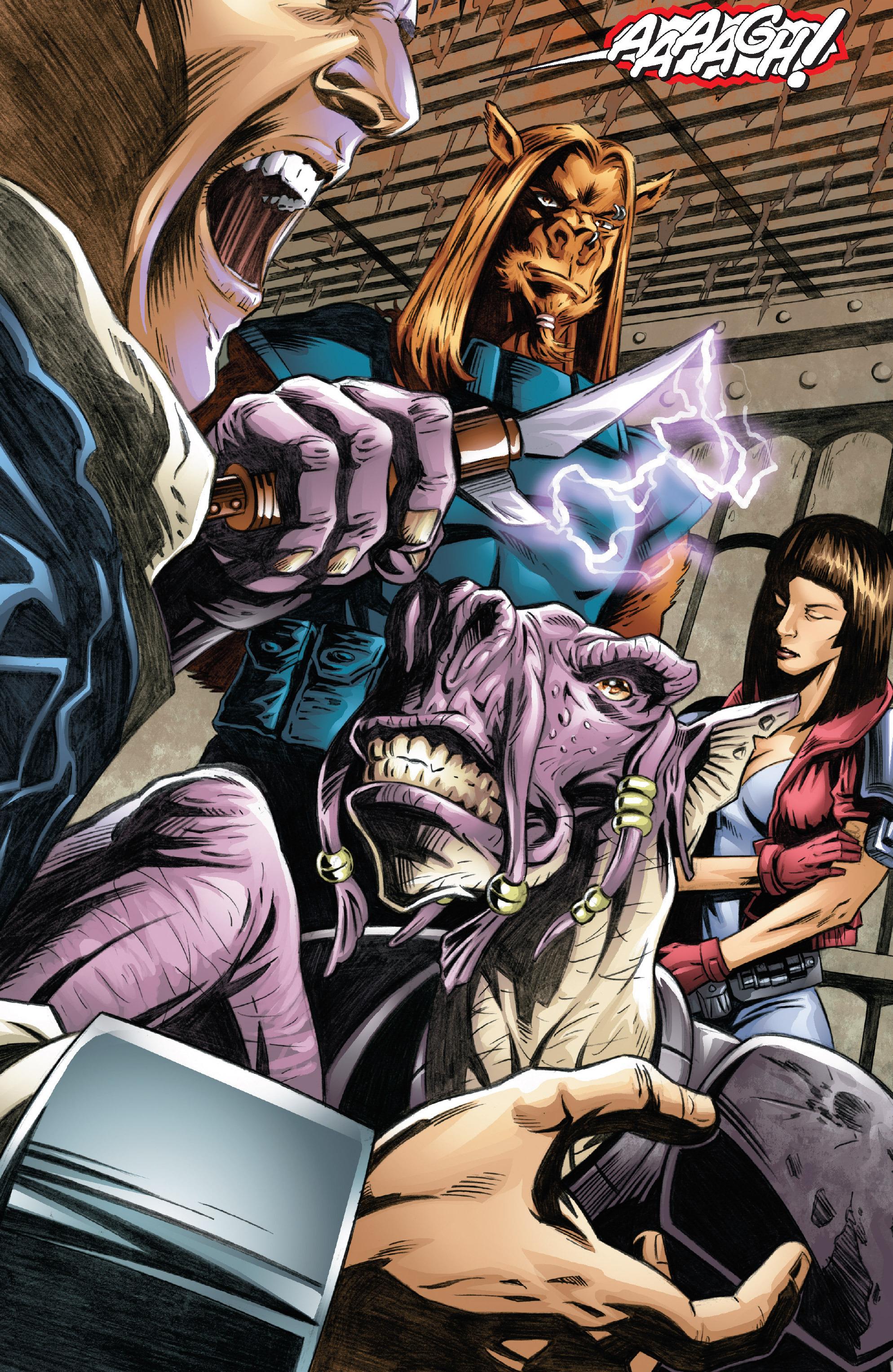 Read online Star Wars Omnibus comic -  Issue # Vol. 17 - 354